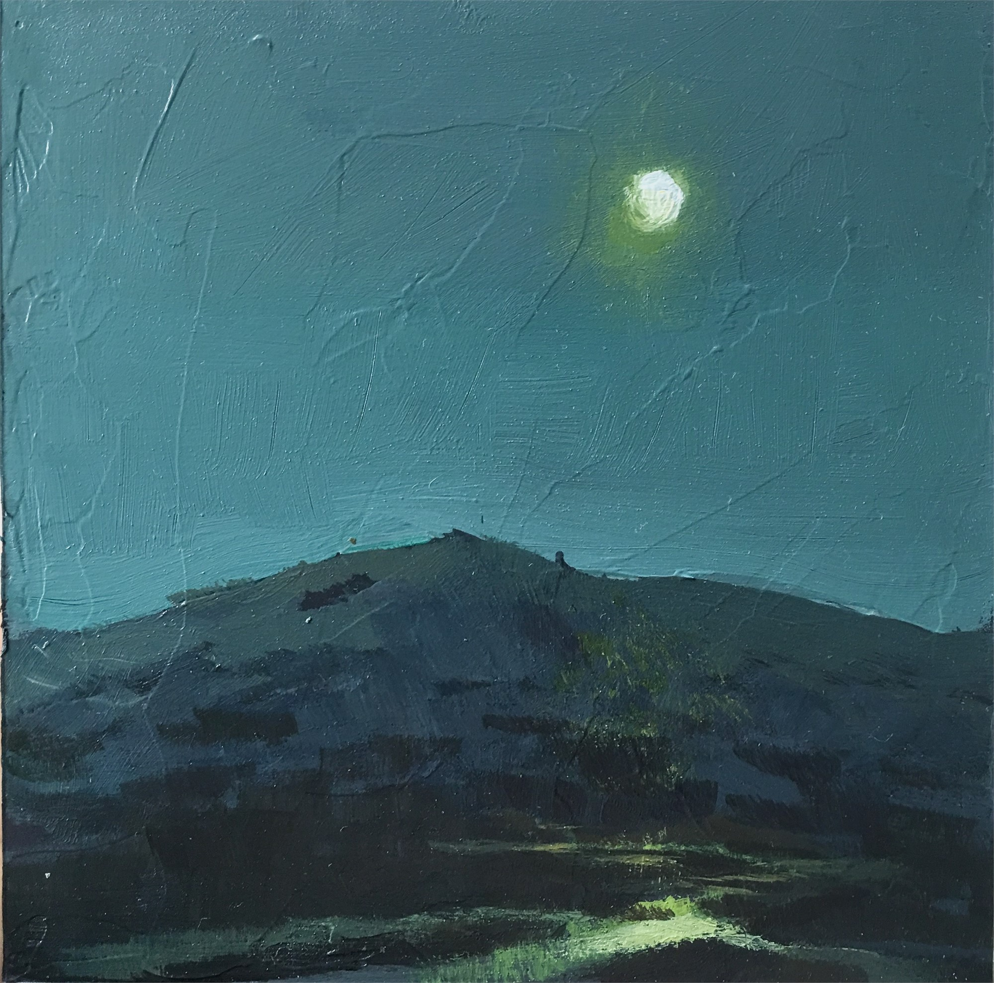 Moonrise by Jason Sacran