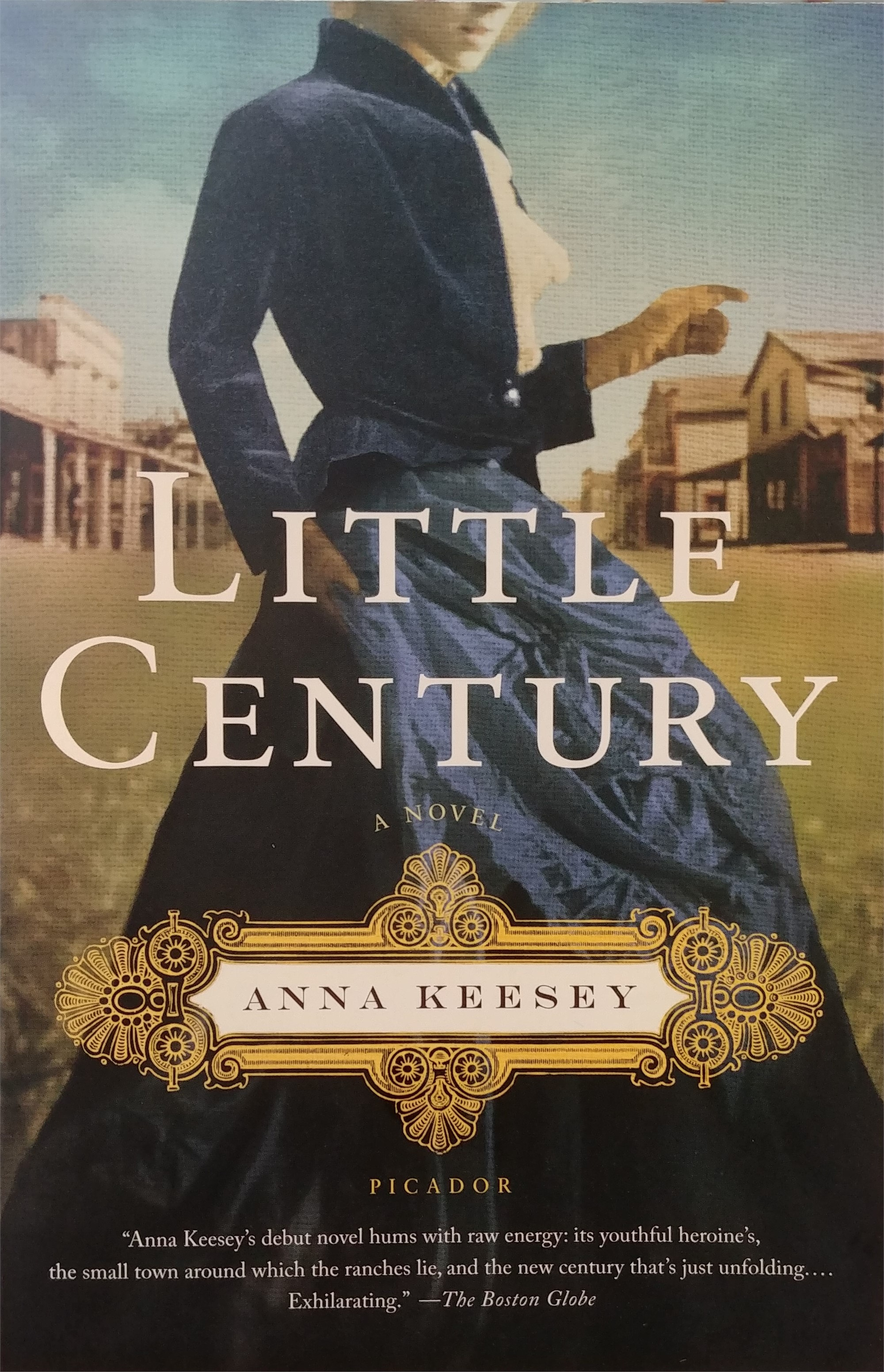 Little Century by Anna Keesey (McMinnville, OR)