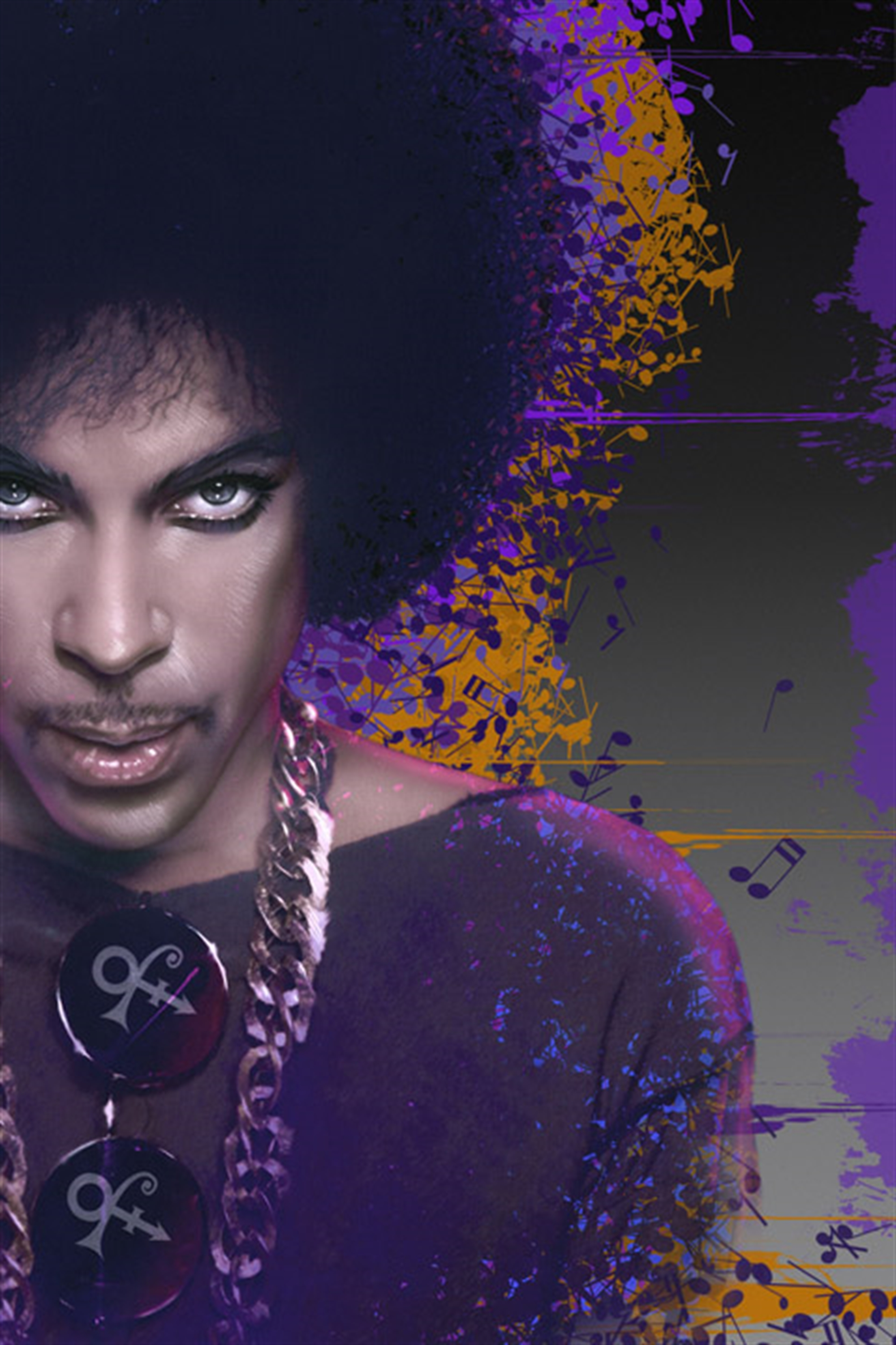 Let the Music Play Series: Prince by Adam Scott Rote