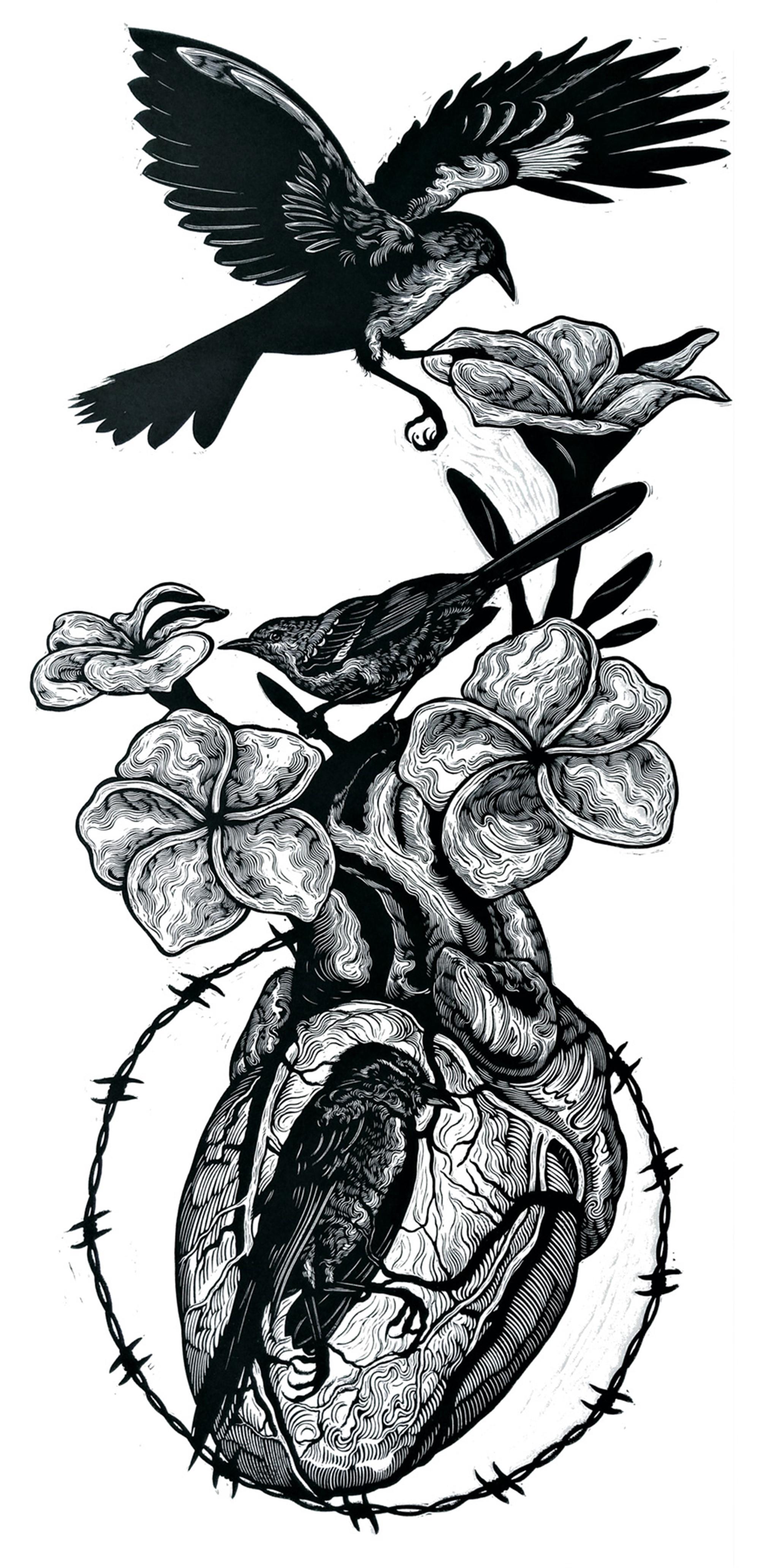Retorno (Framed) by Daniel Hernández