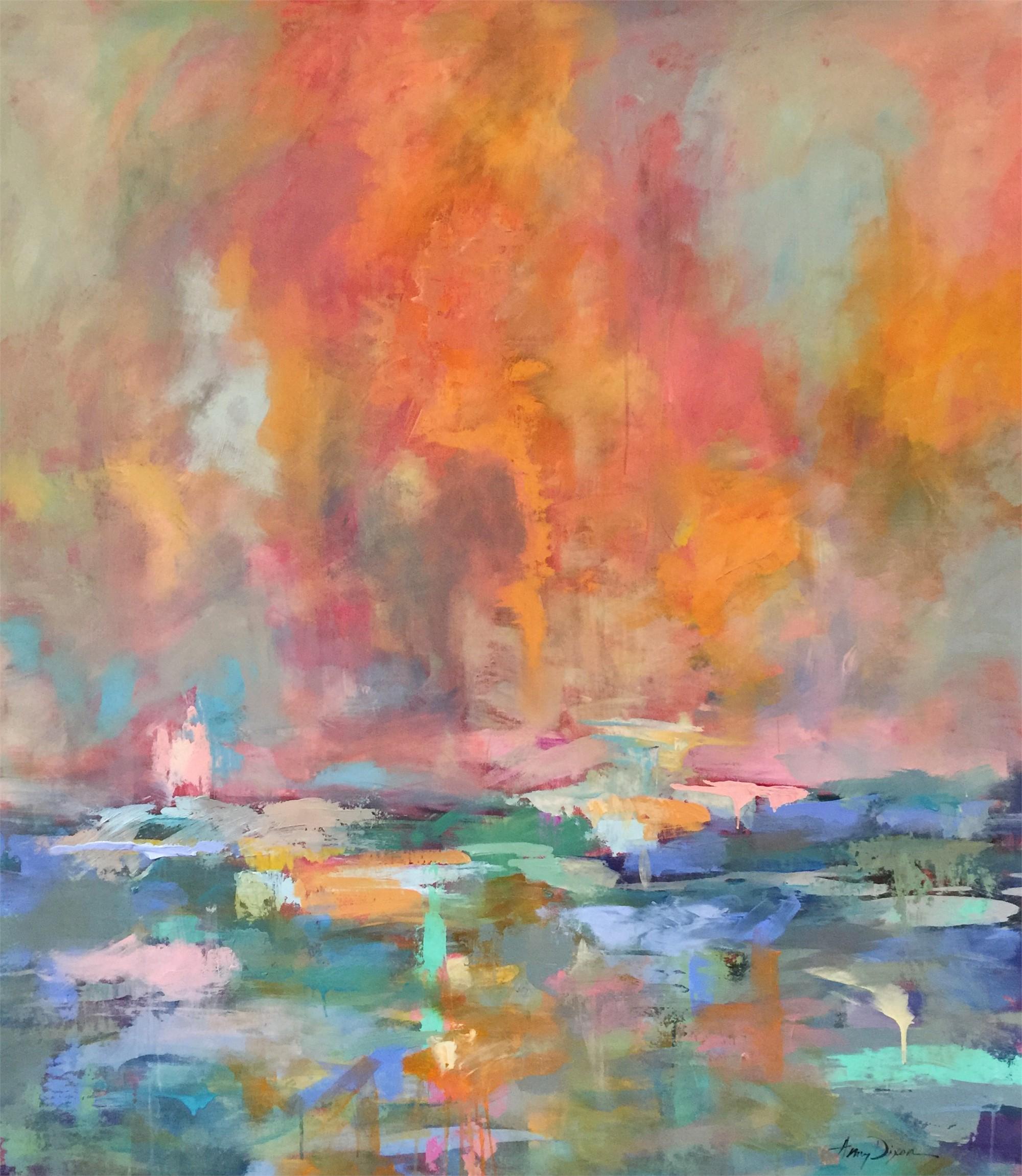 Walking on Sunshine by Amy Dixon