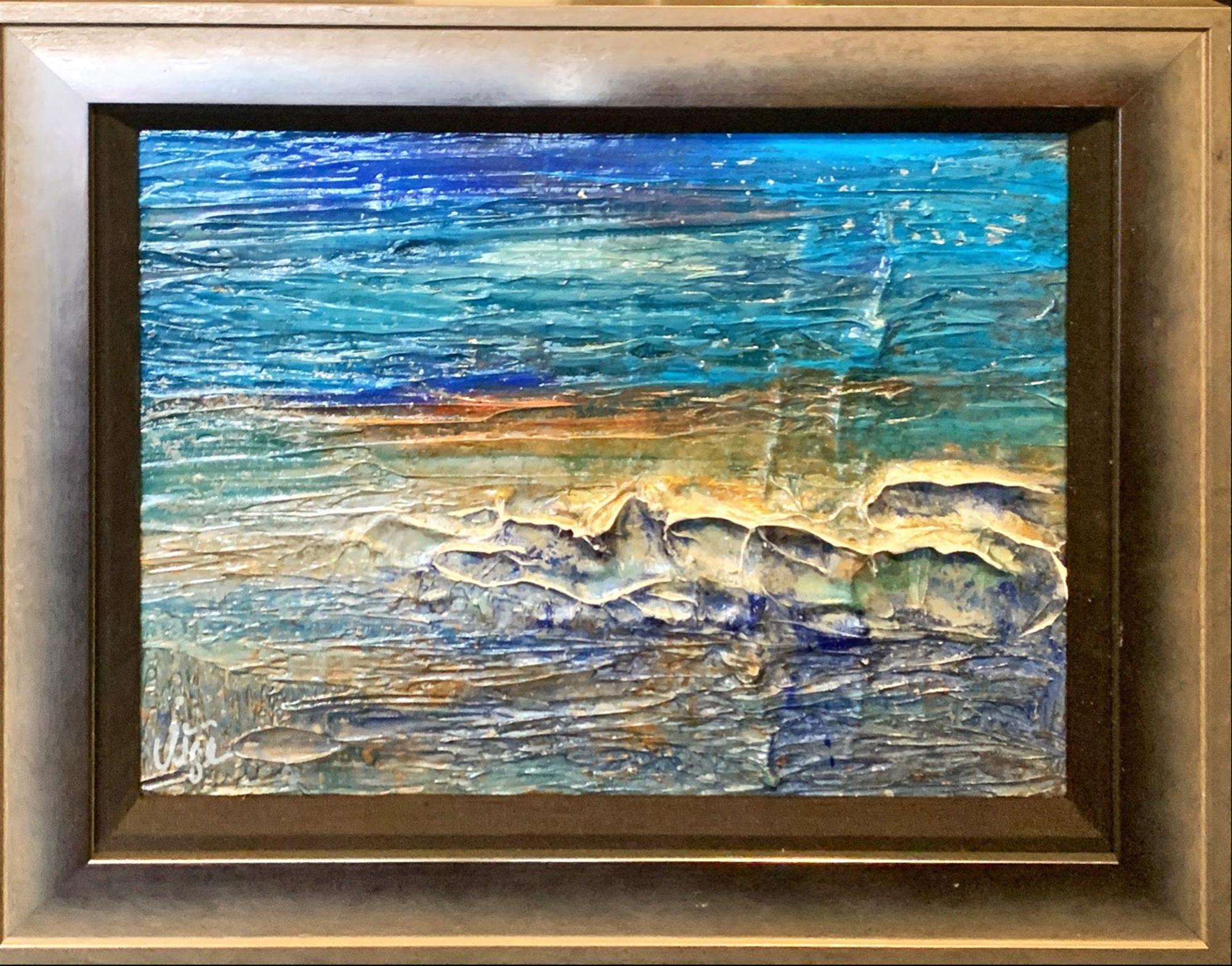 Seas the Day II by Lisa Wilson