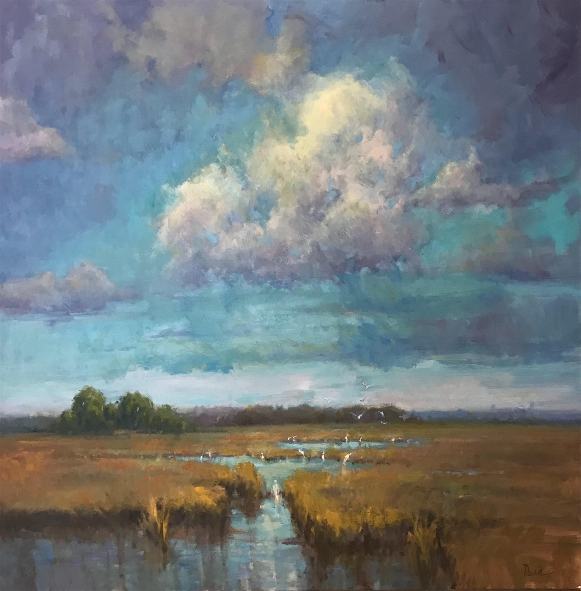 Big Sky by Dee Beard Dean