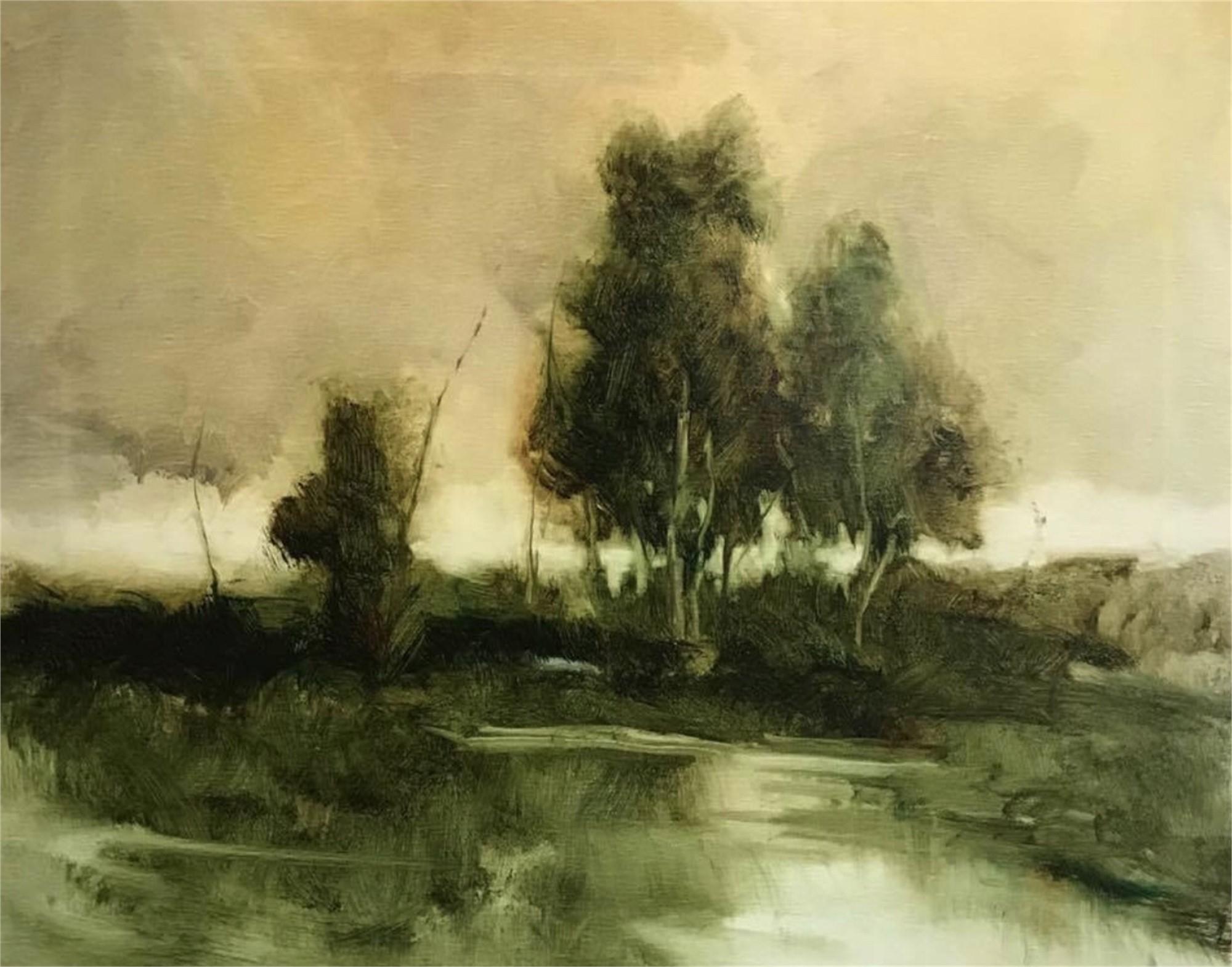 Sampit River by James Calk