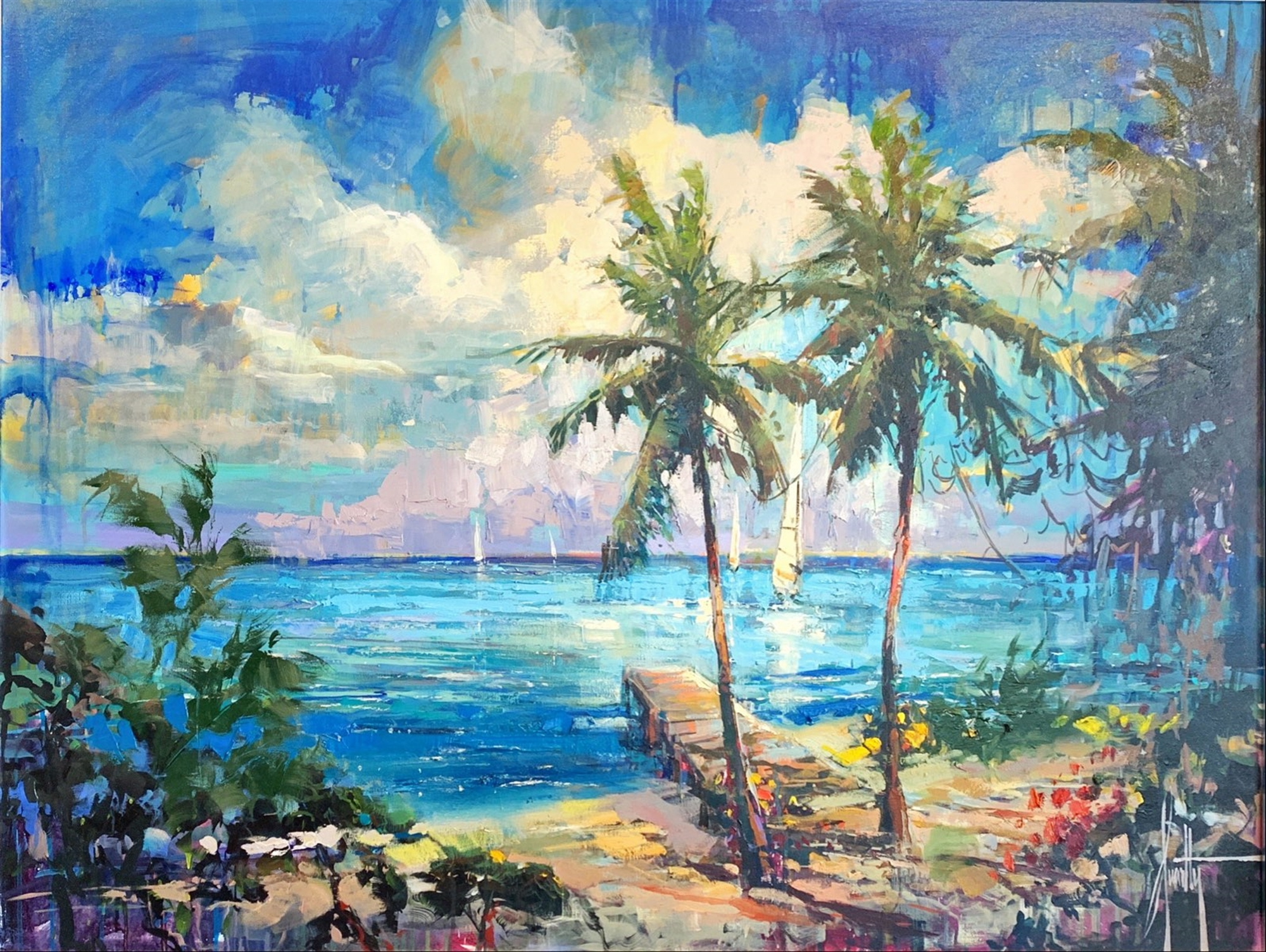 Islamorada Escape by Steven Quartly