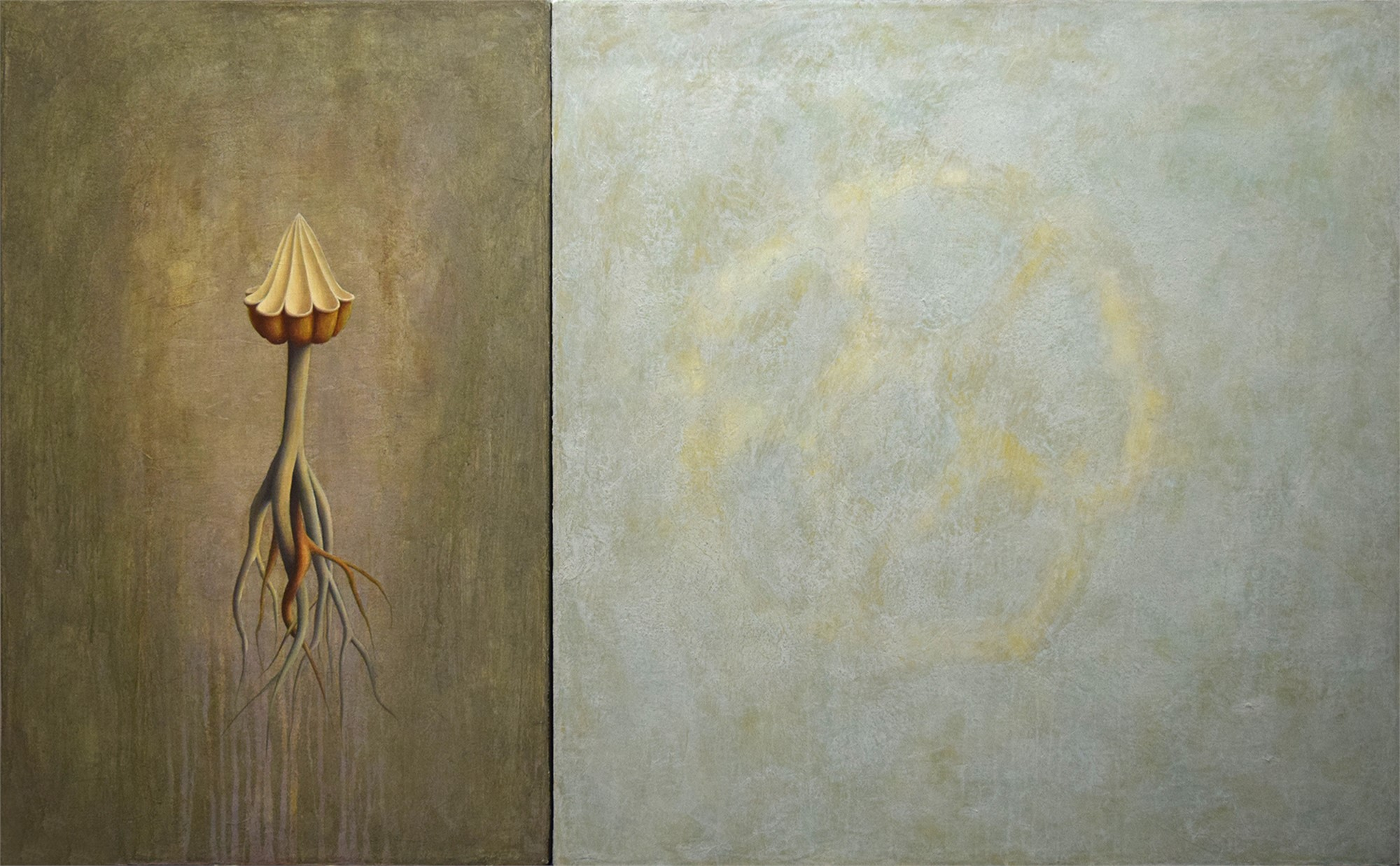 EXTIRPO-DIPTYCH by Ed Albers