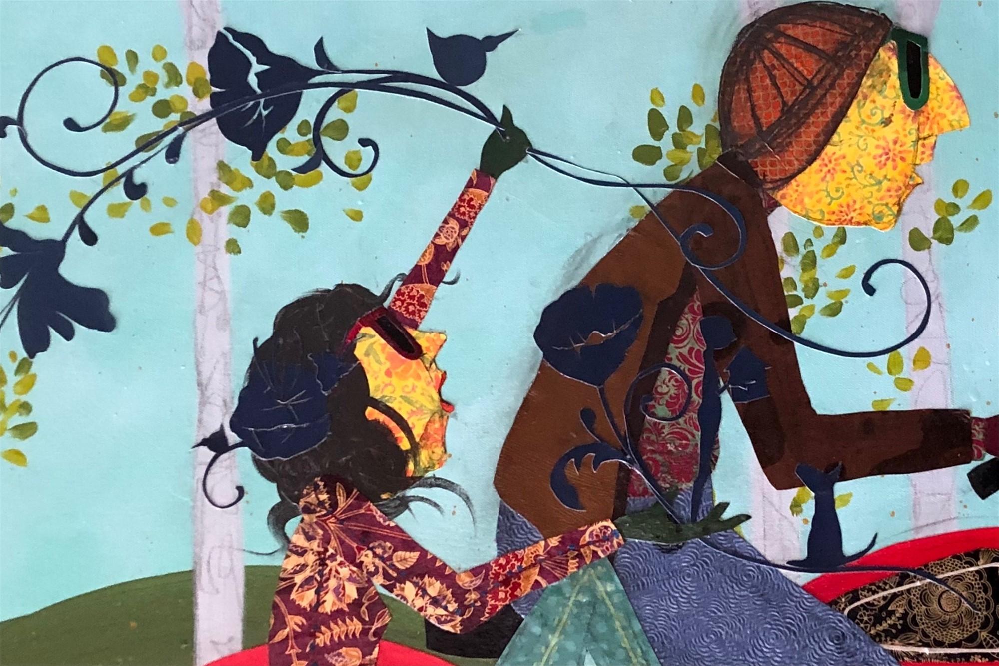 Vers L'Avant by Denise Duong