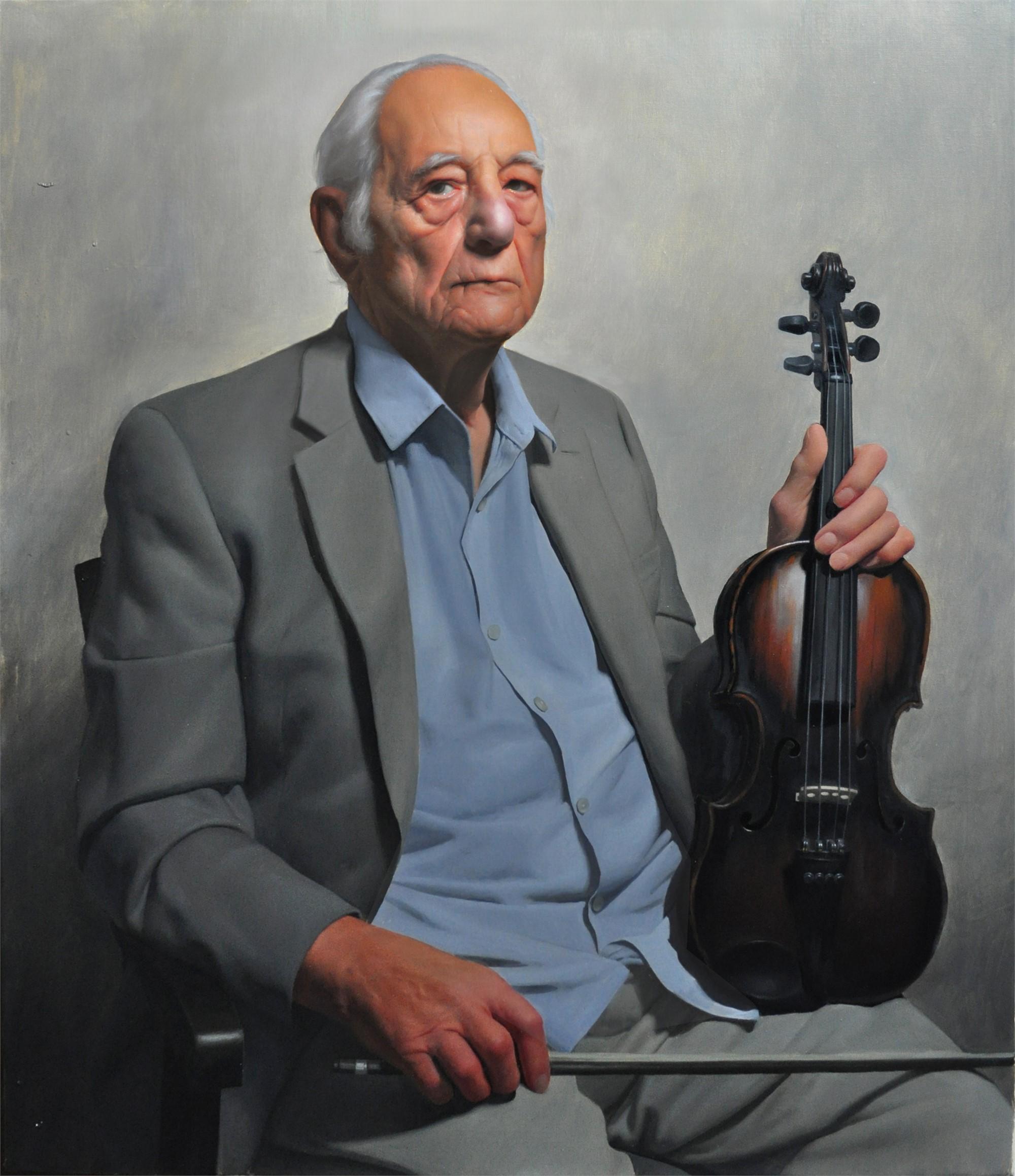 Portrait by Scott Waddell