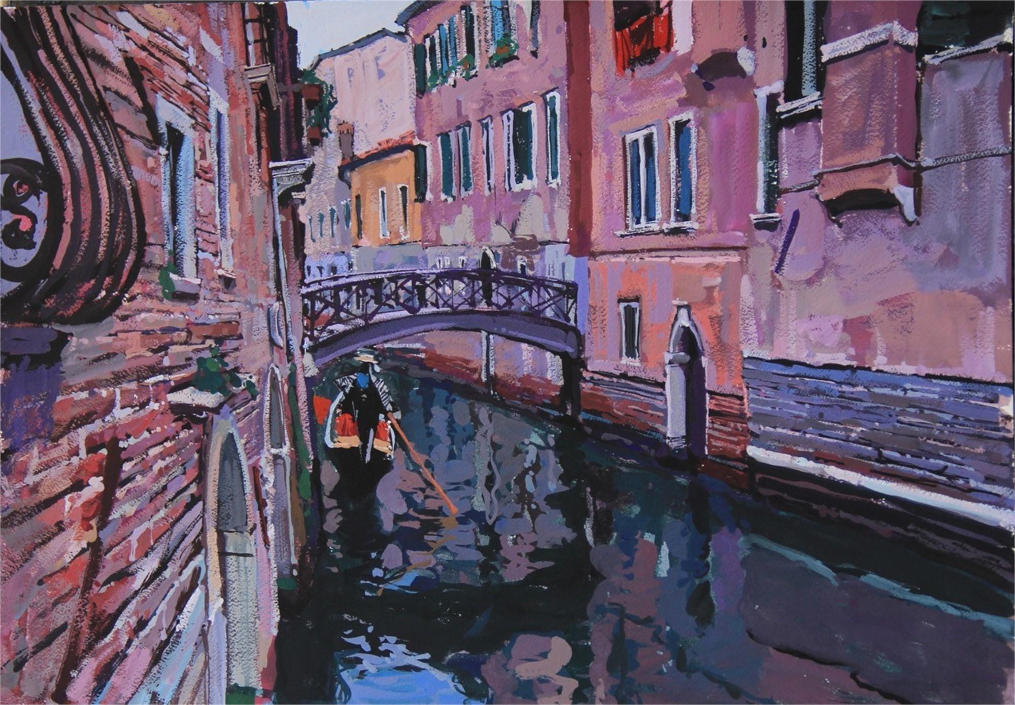 Quiet Canal by Timur Akhriev