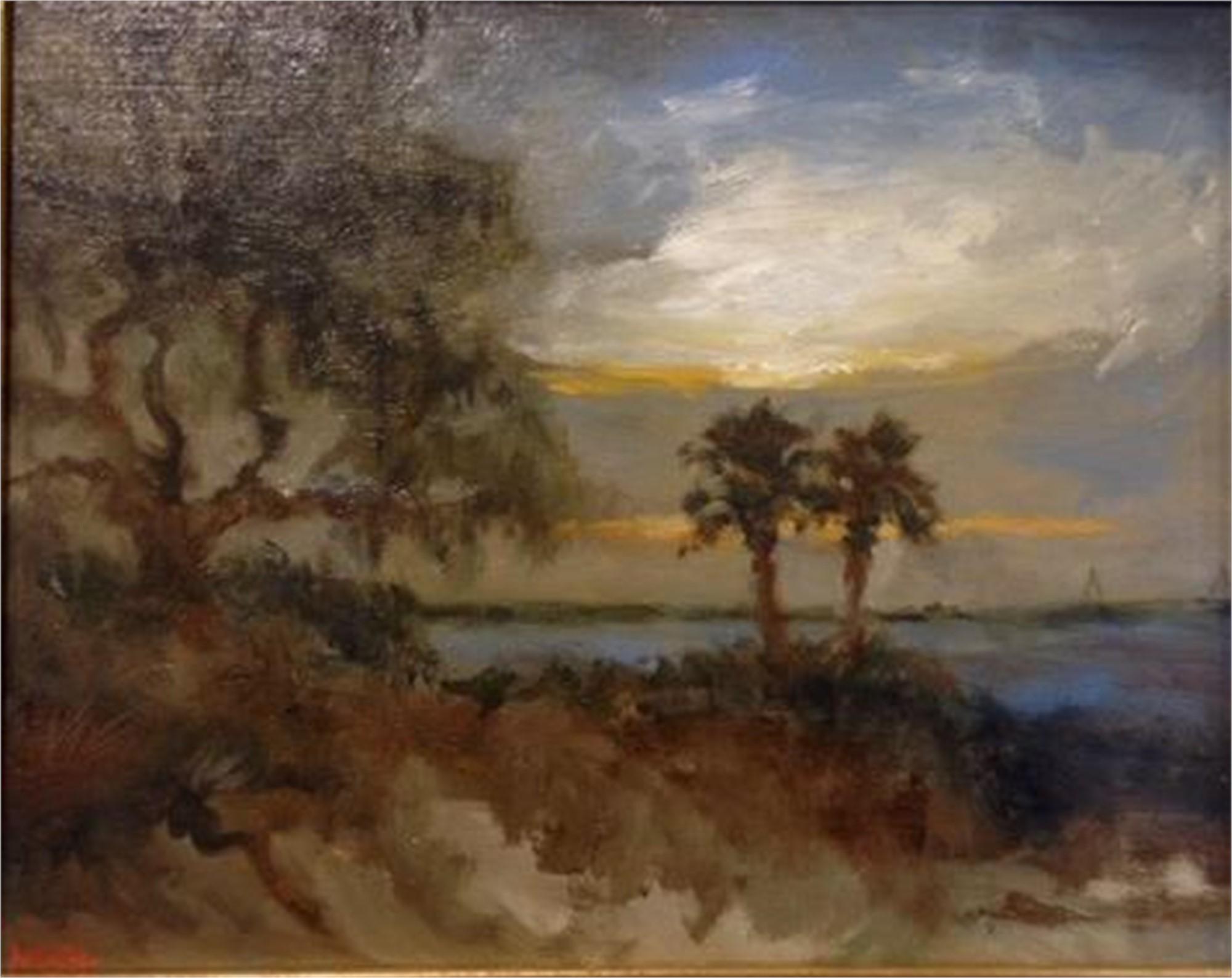 Oak on the Harbor by Jim Darlington