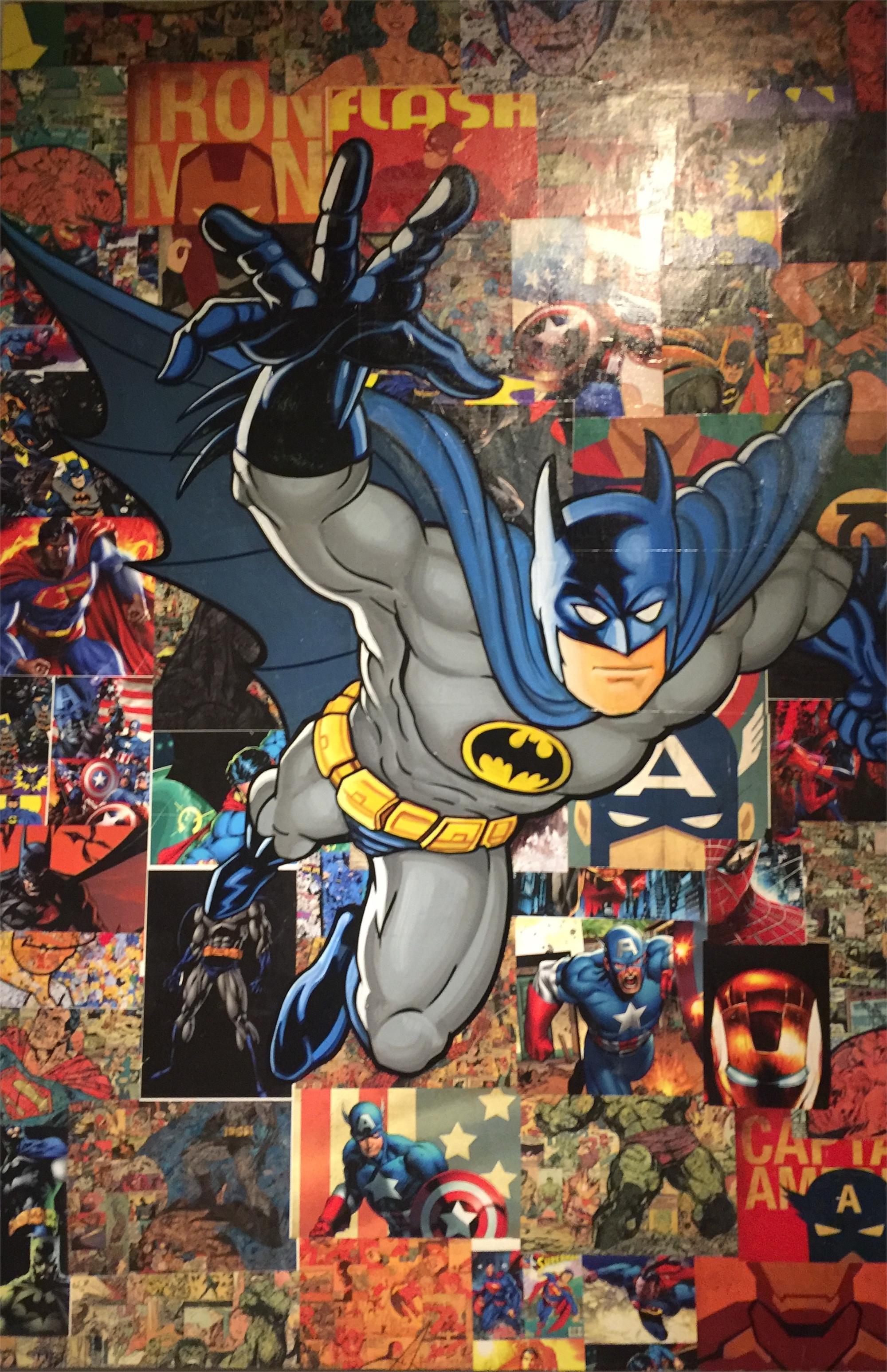 Icon Series Batman by Buma Project