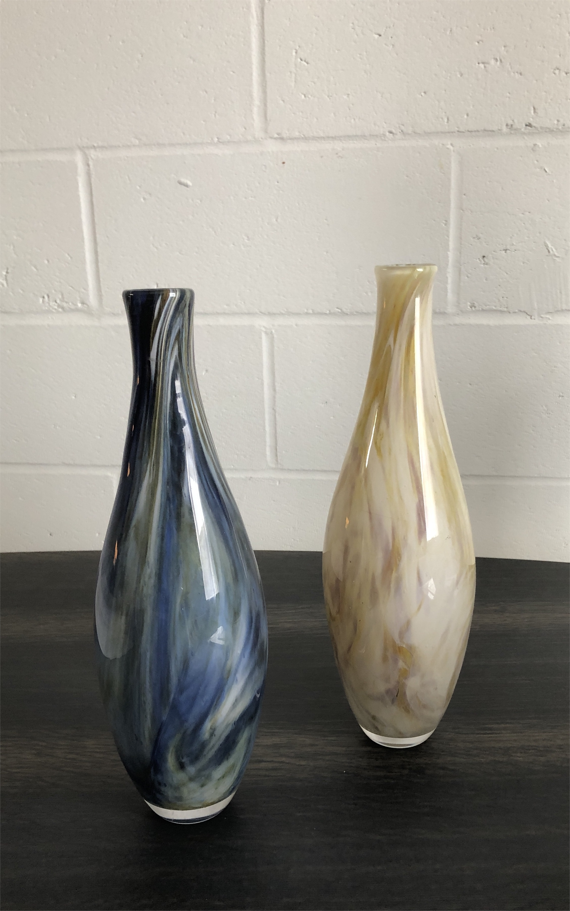 Two Bottles by Pascale Riberolles