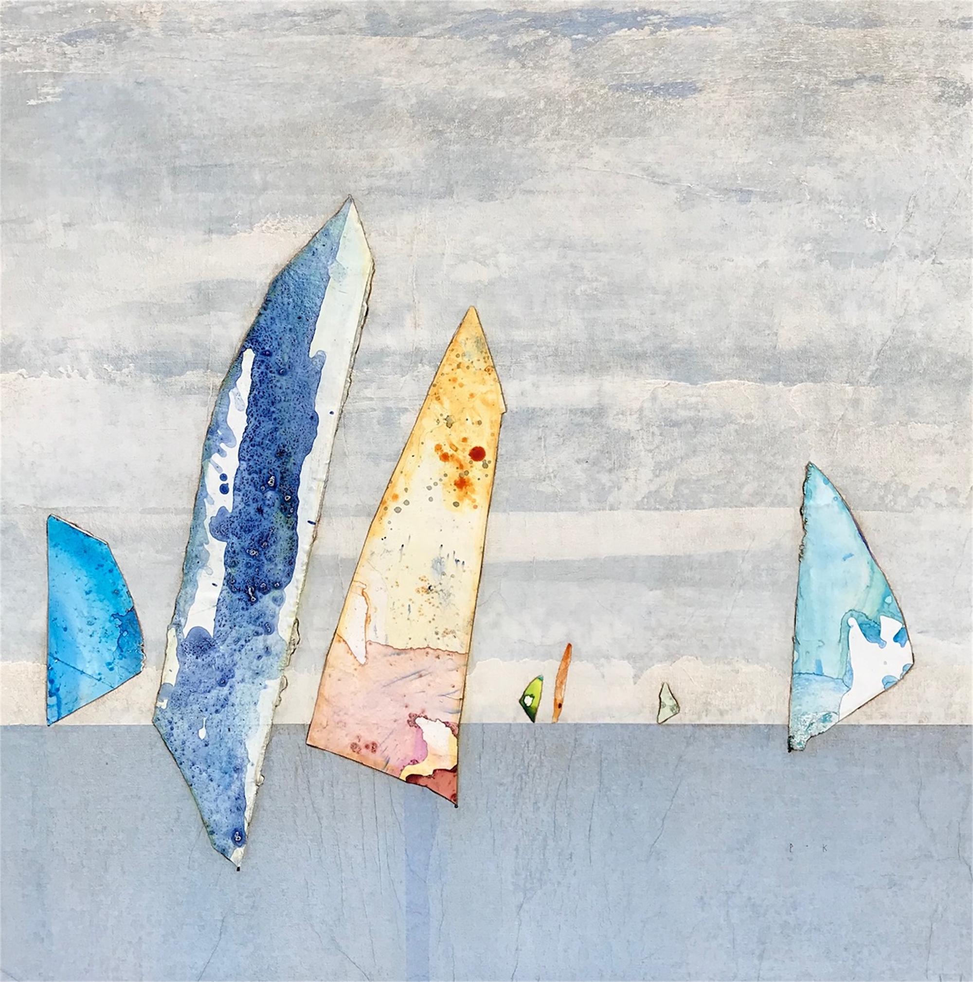 Salty Air II by Peter Kuttner
