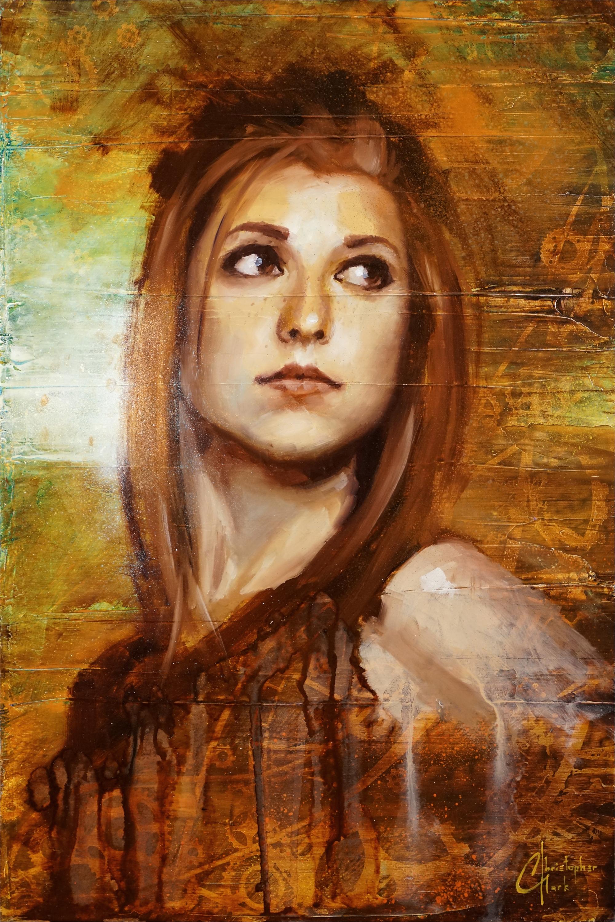 Brigitte by Christopher Clark