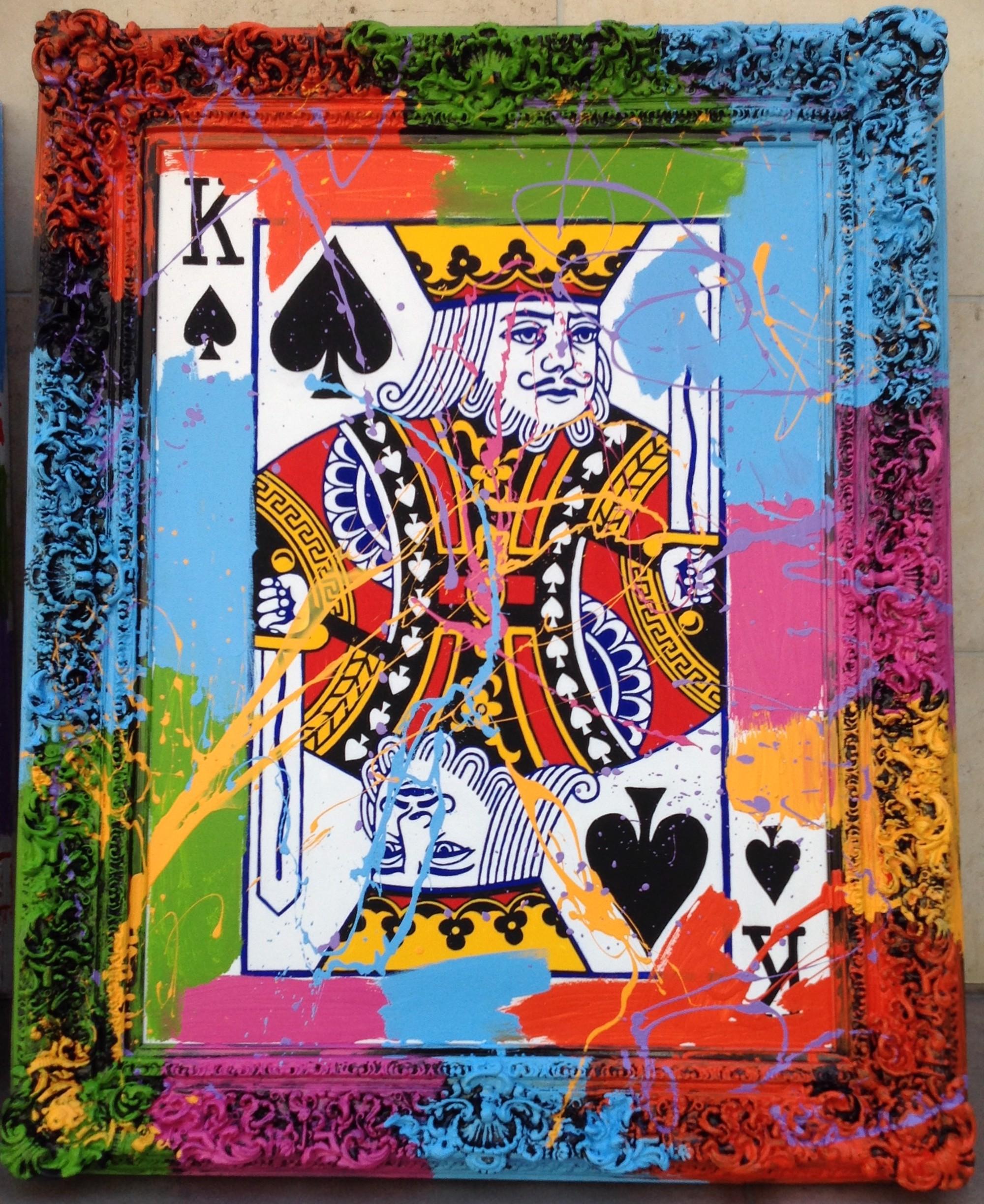 King of Spades by Elena Bulatova