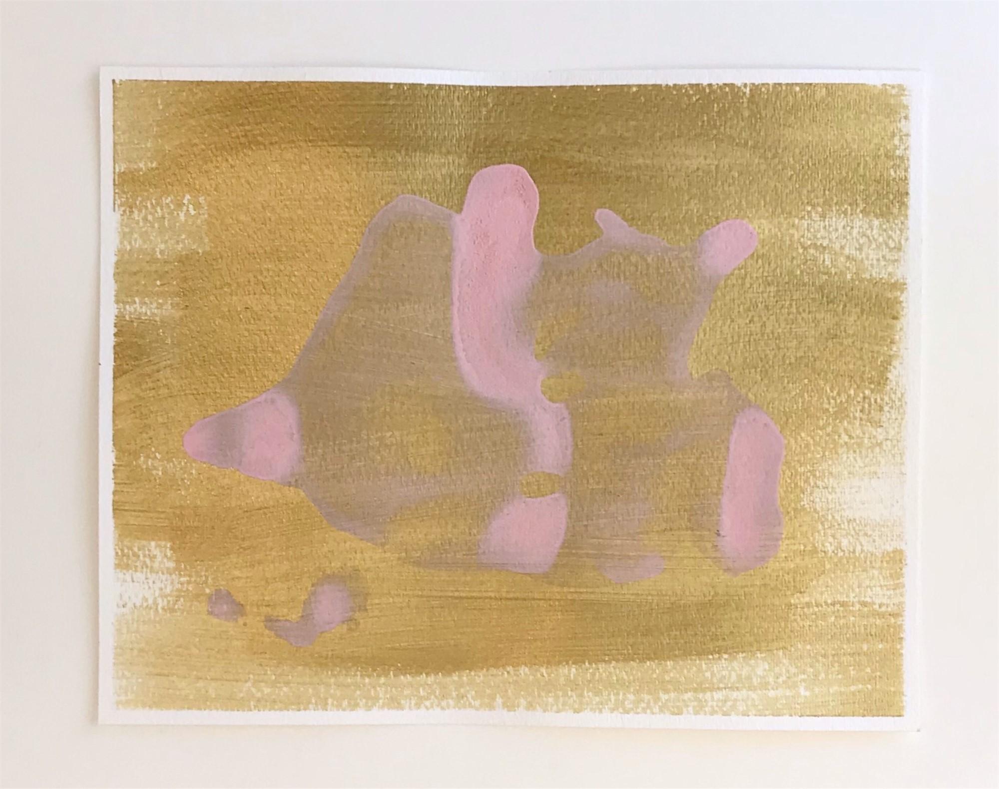 Pinkety Pink IV by Leslie Poteet Busker