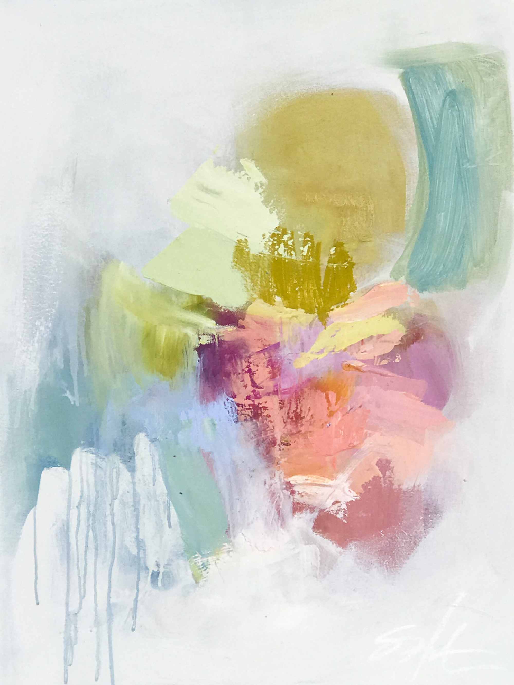 Wandering Hope III by Sarah Otts