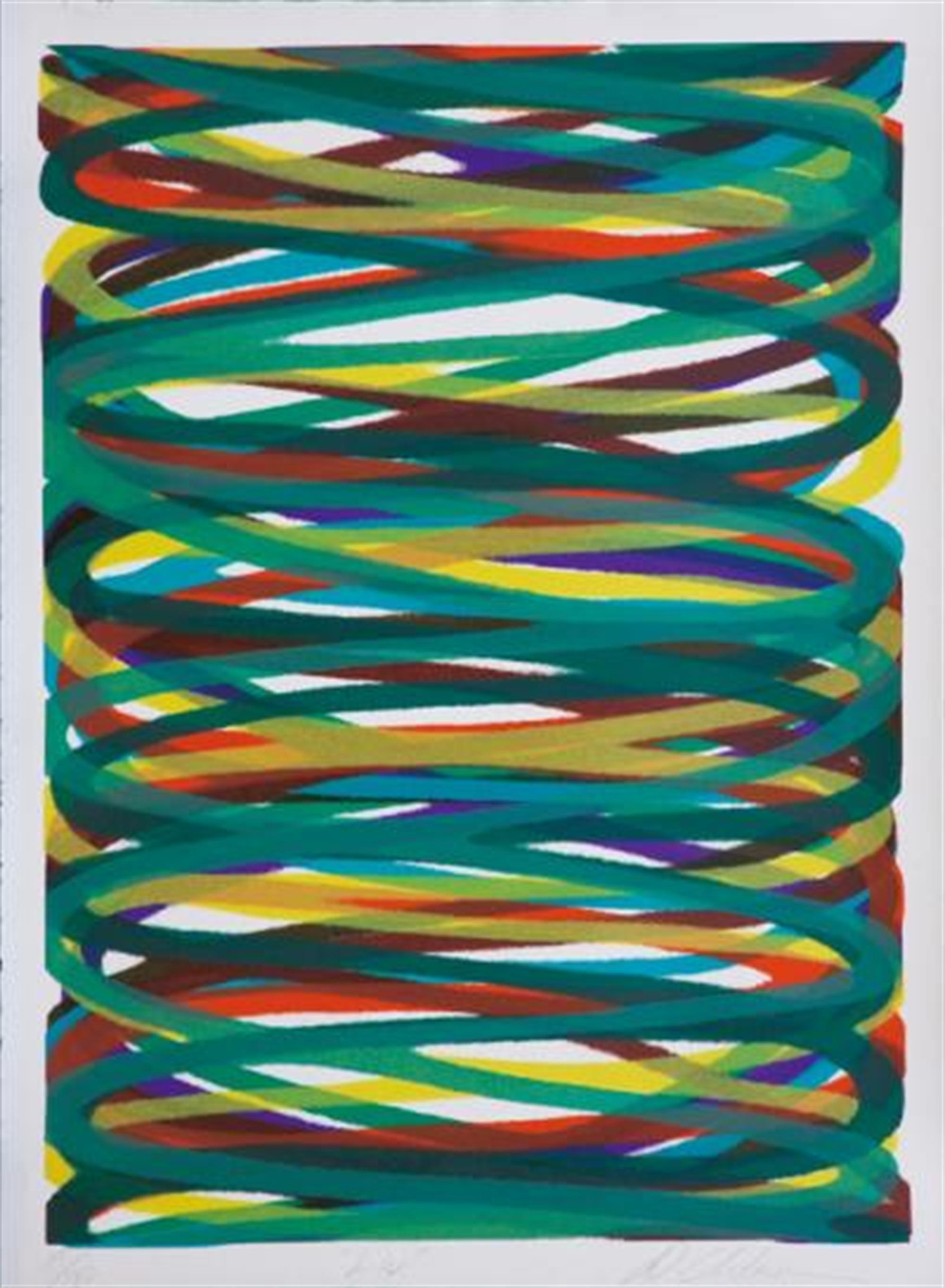 L.W. by Dan Christensen