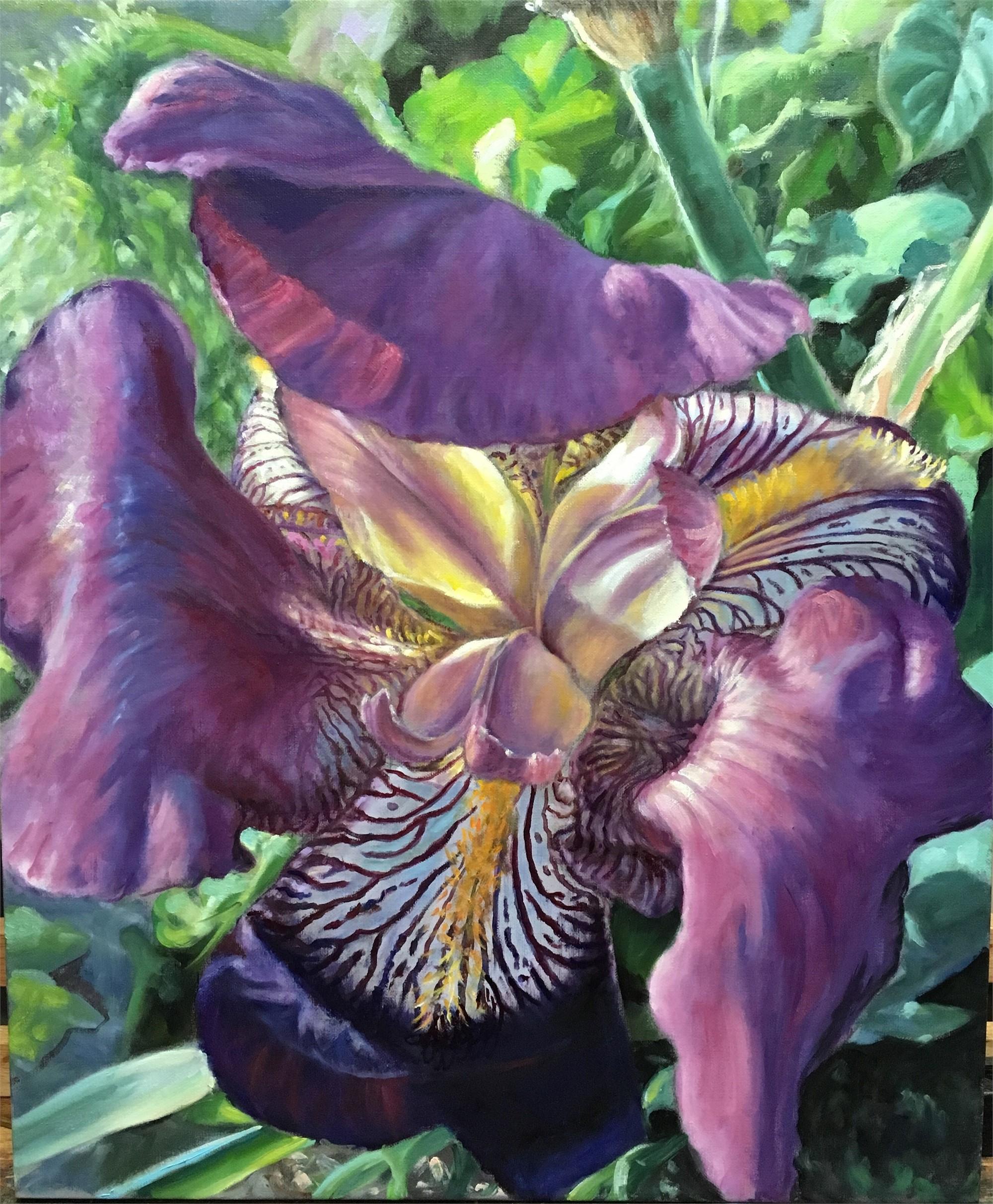 Garden Light by Judith Dickinson