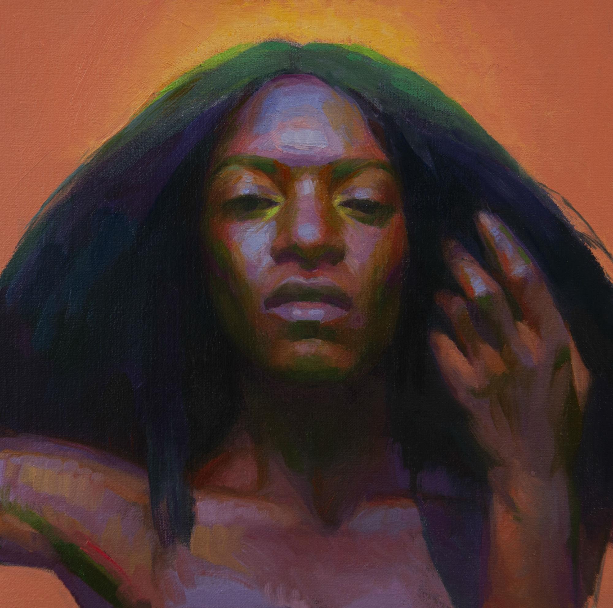 Nefertiti by Adrienne Stein