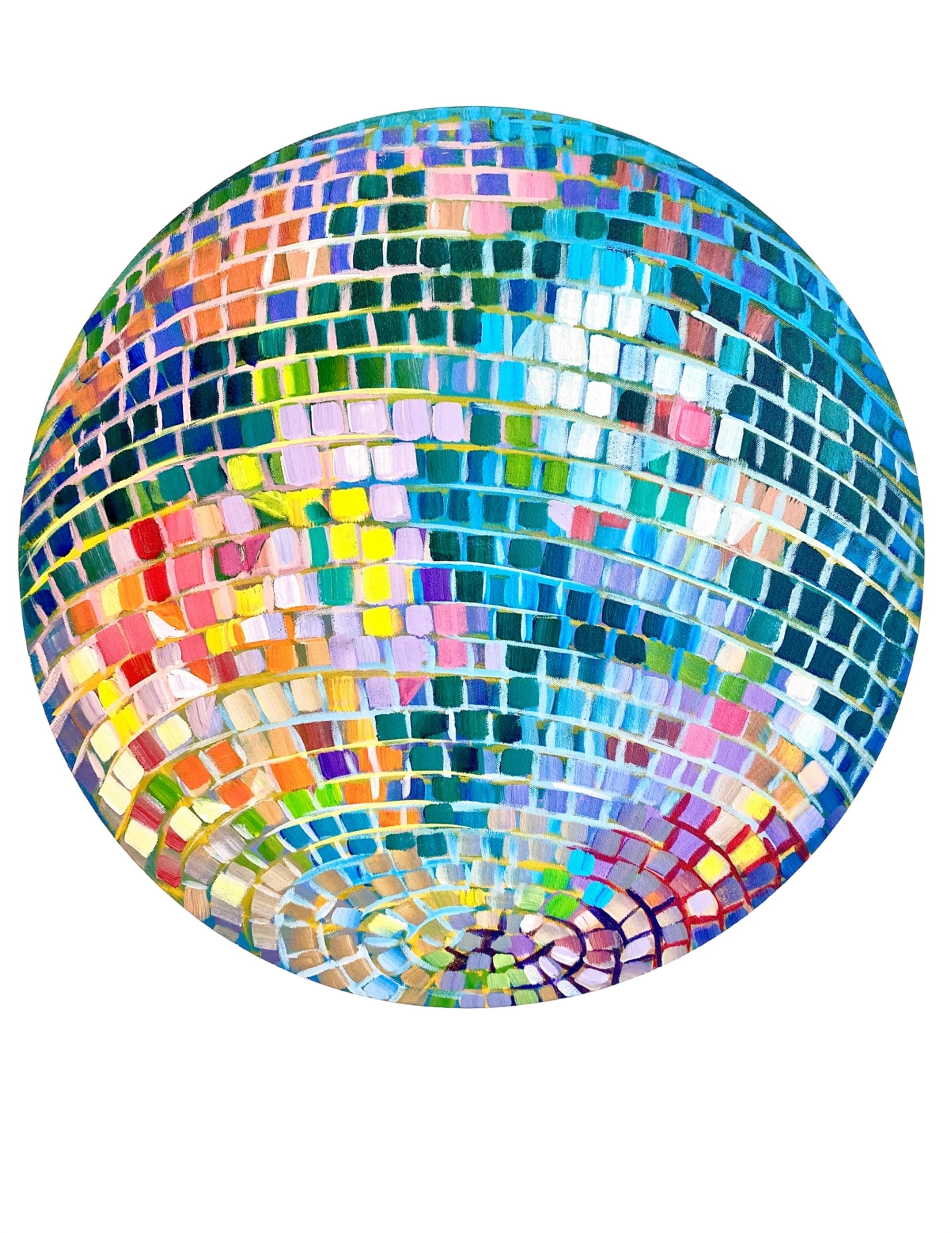 Disco Ball I by Sari Shryack