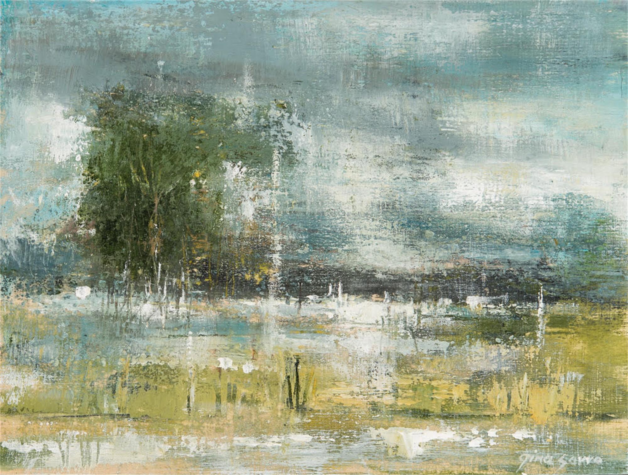 Vertical Horizons 17 by Gina Sarro