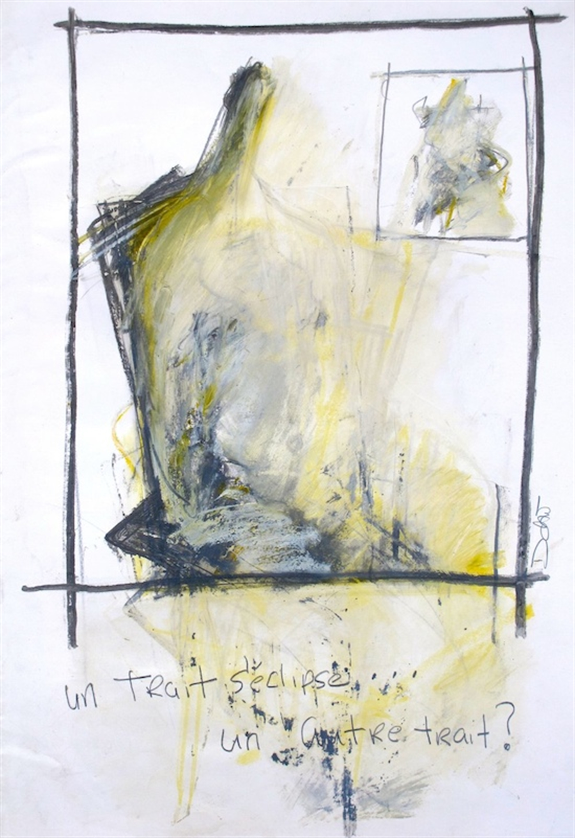 Un Trait Seclipse by Chrissy Dolan-Terrasi