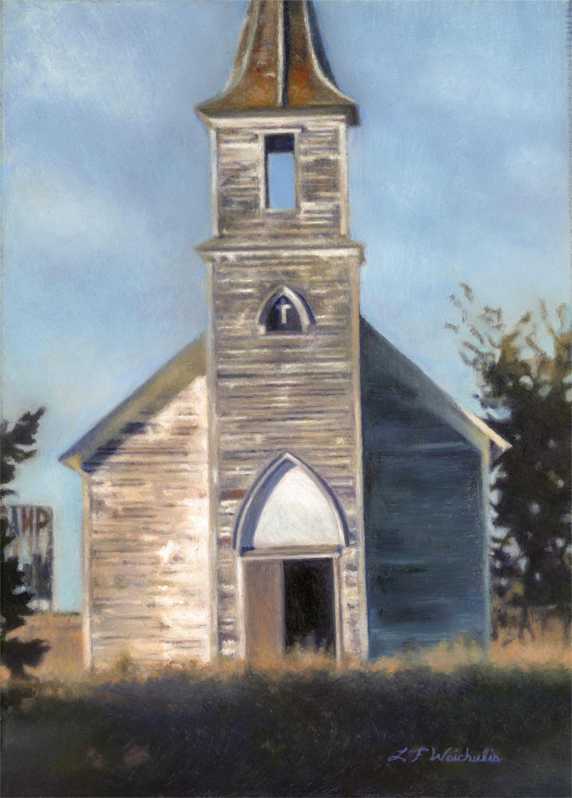 Wayside Chapel by Leah Waichulis
