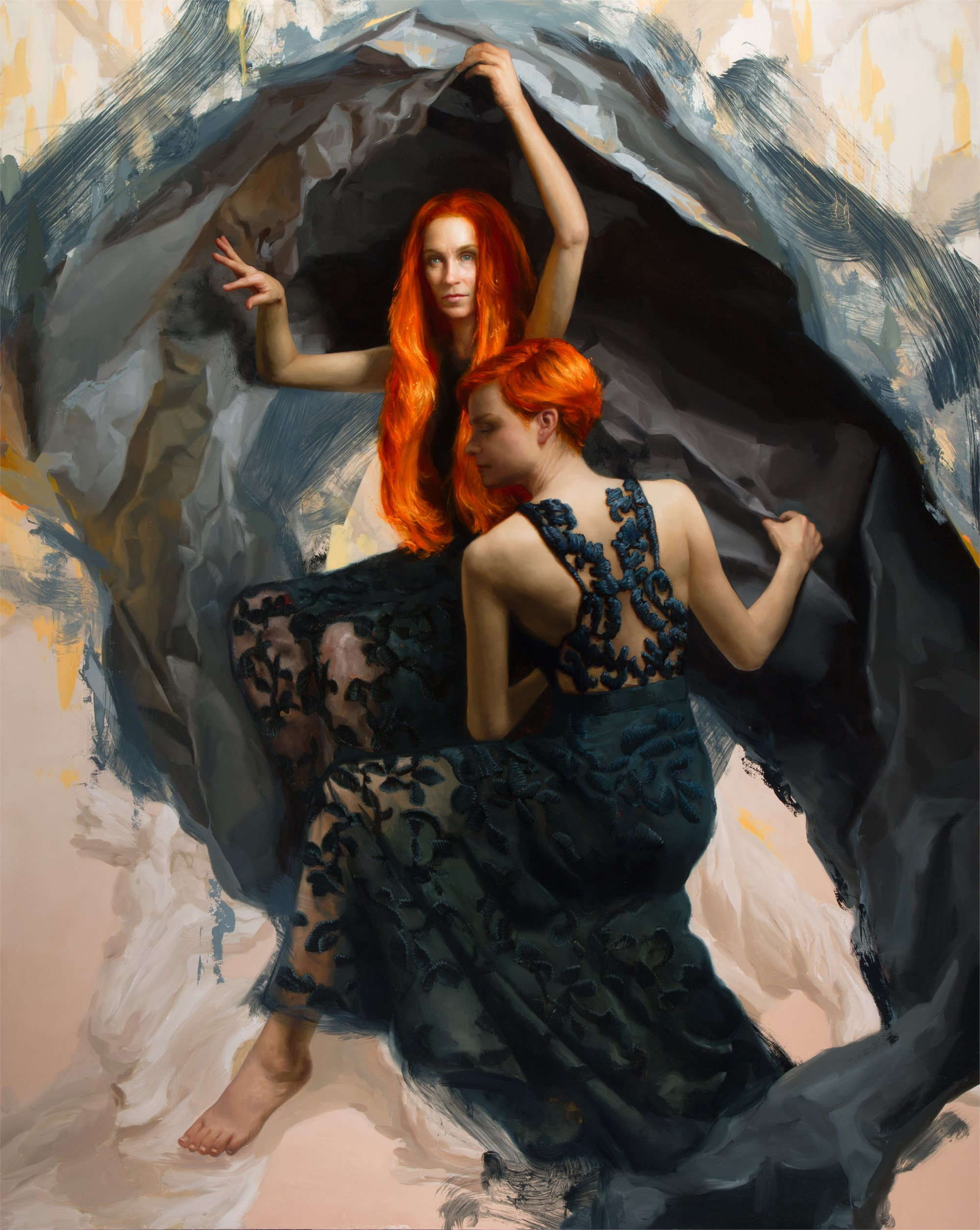Plume by Elizabeth Zanzinger