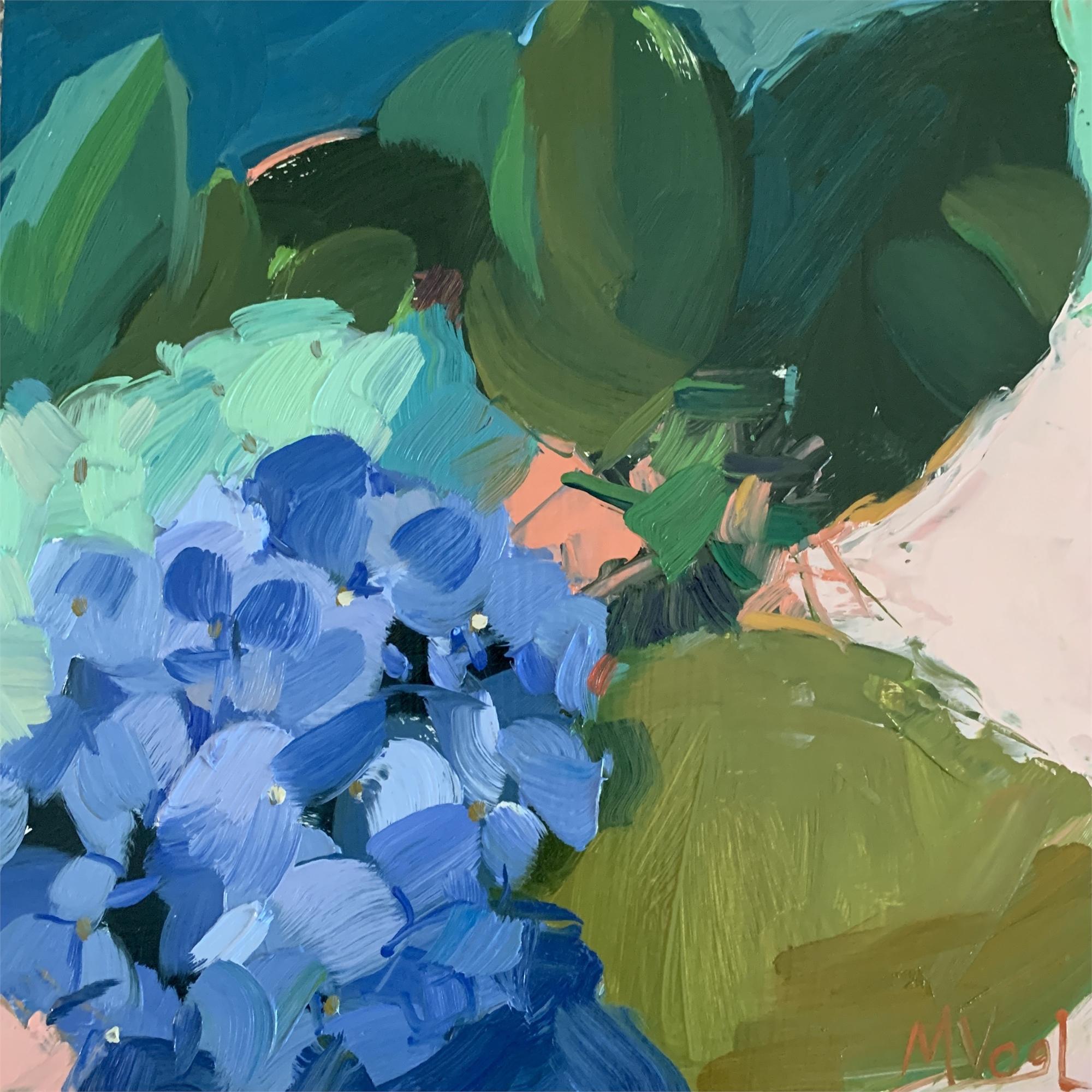 Hydrangea IV by Marissa Vogl