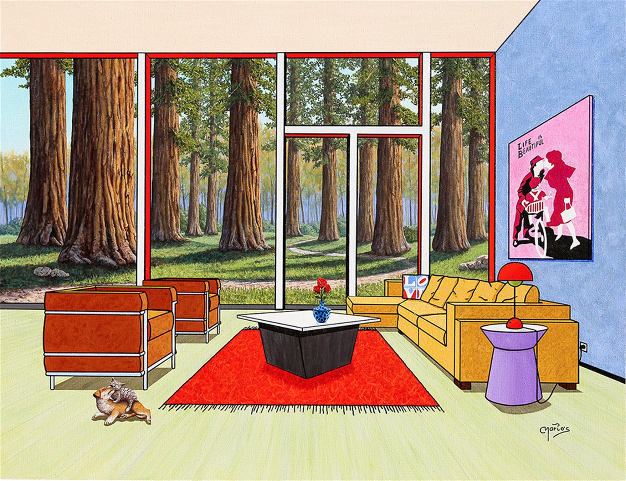 MGM482 Titanes Milenarios / Sequoias by Mario Garcia Miro