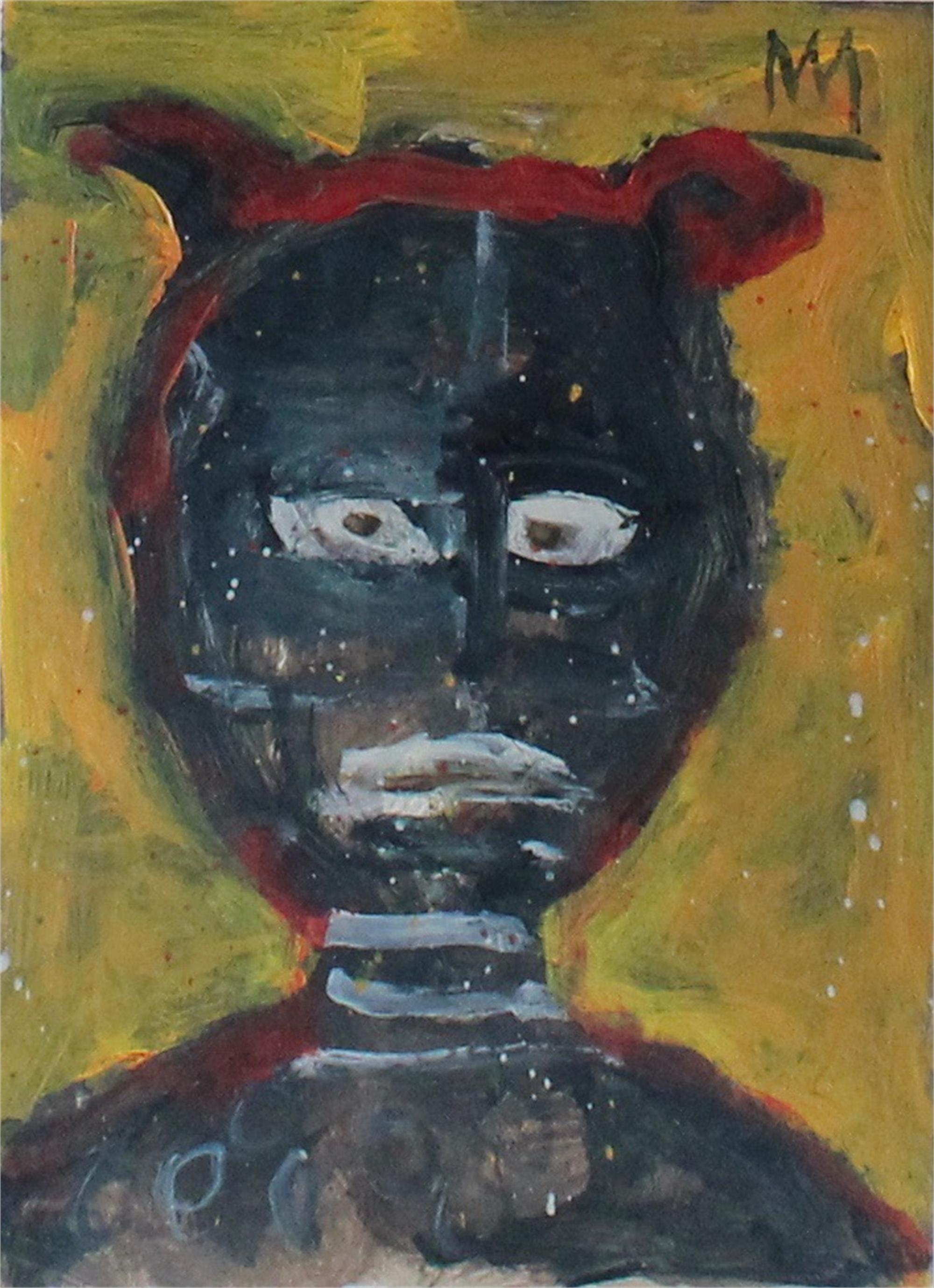 Dogon Dancer by Michael Snodgrass