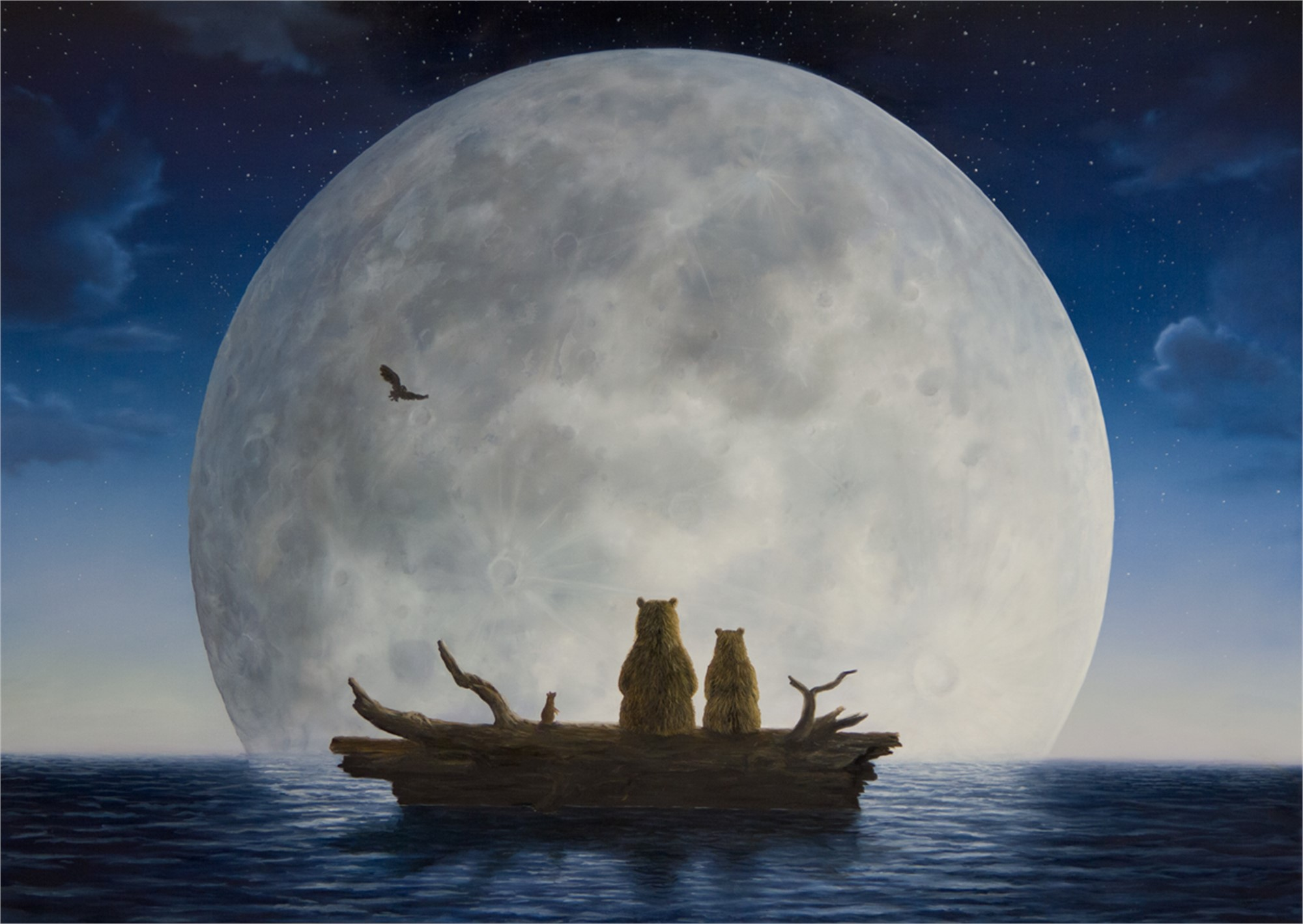 Moonlighters (Collector Edition) by Robert Bissell