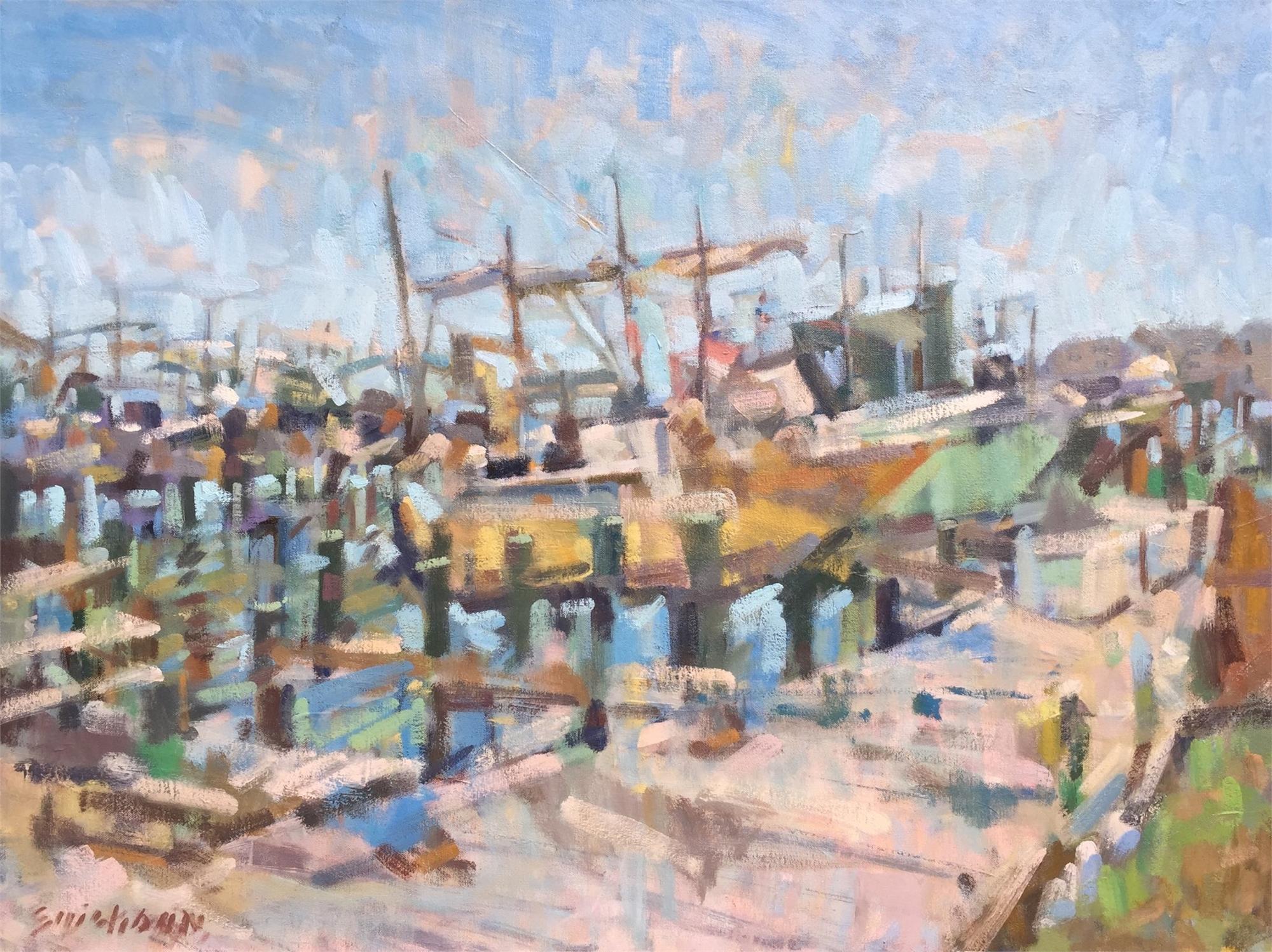Marina by James Erickson