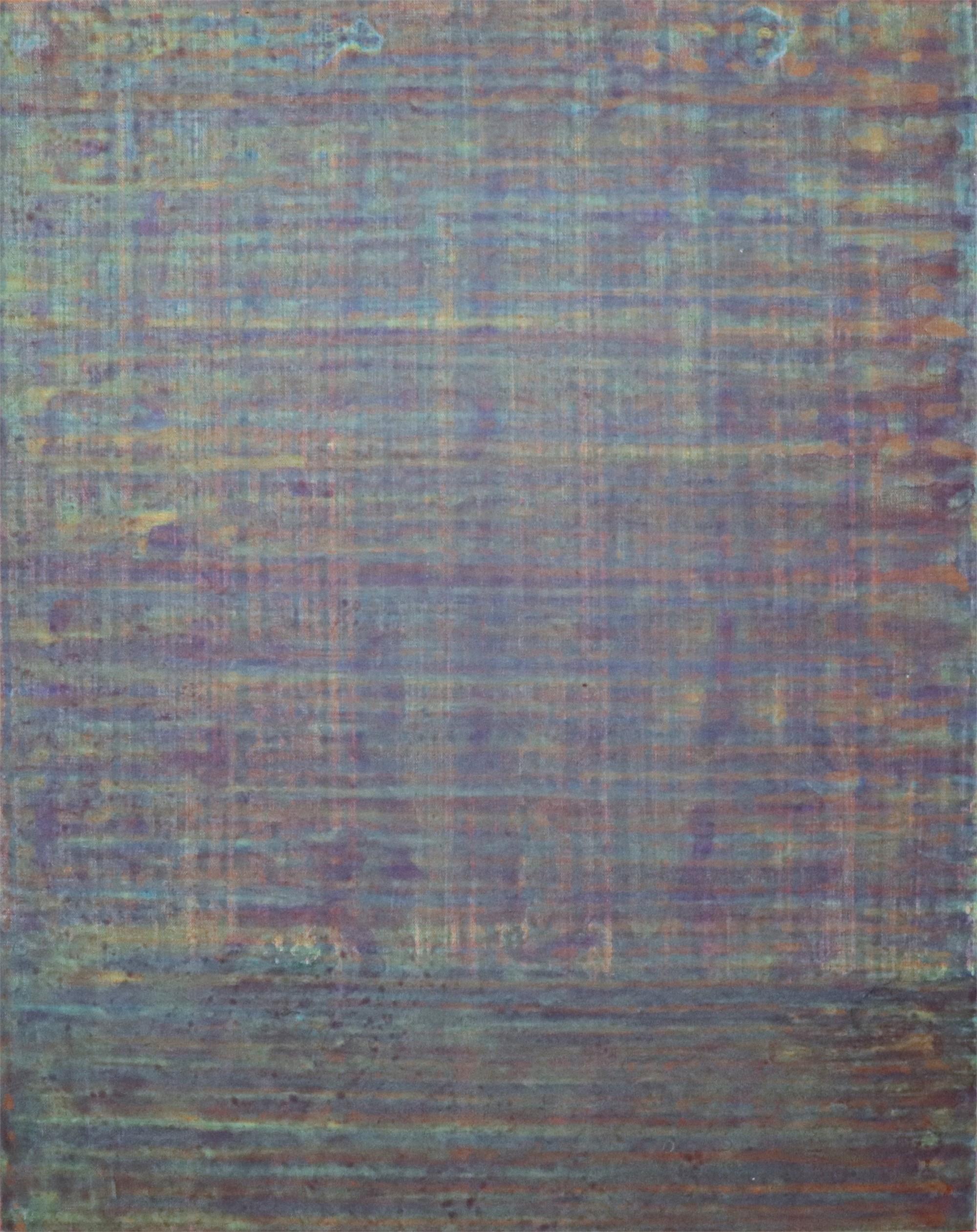 Lapis Tapestry I by Steven Anton Rehage