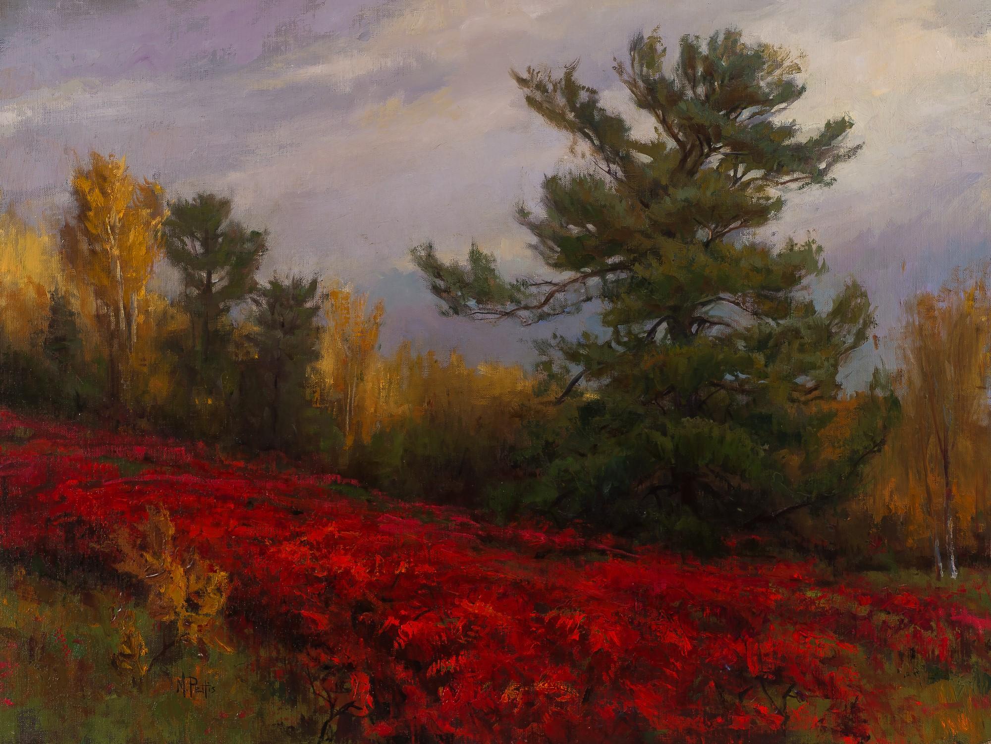 Rondes de L'Autumn by Mary Pettis