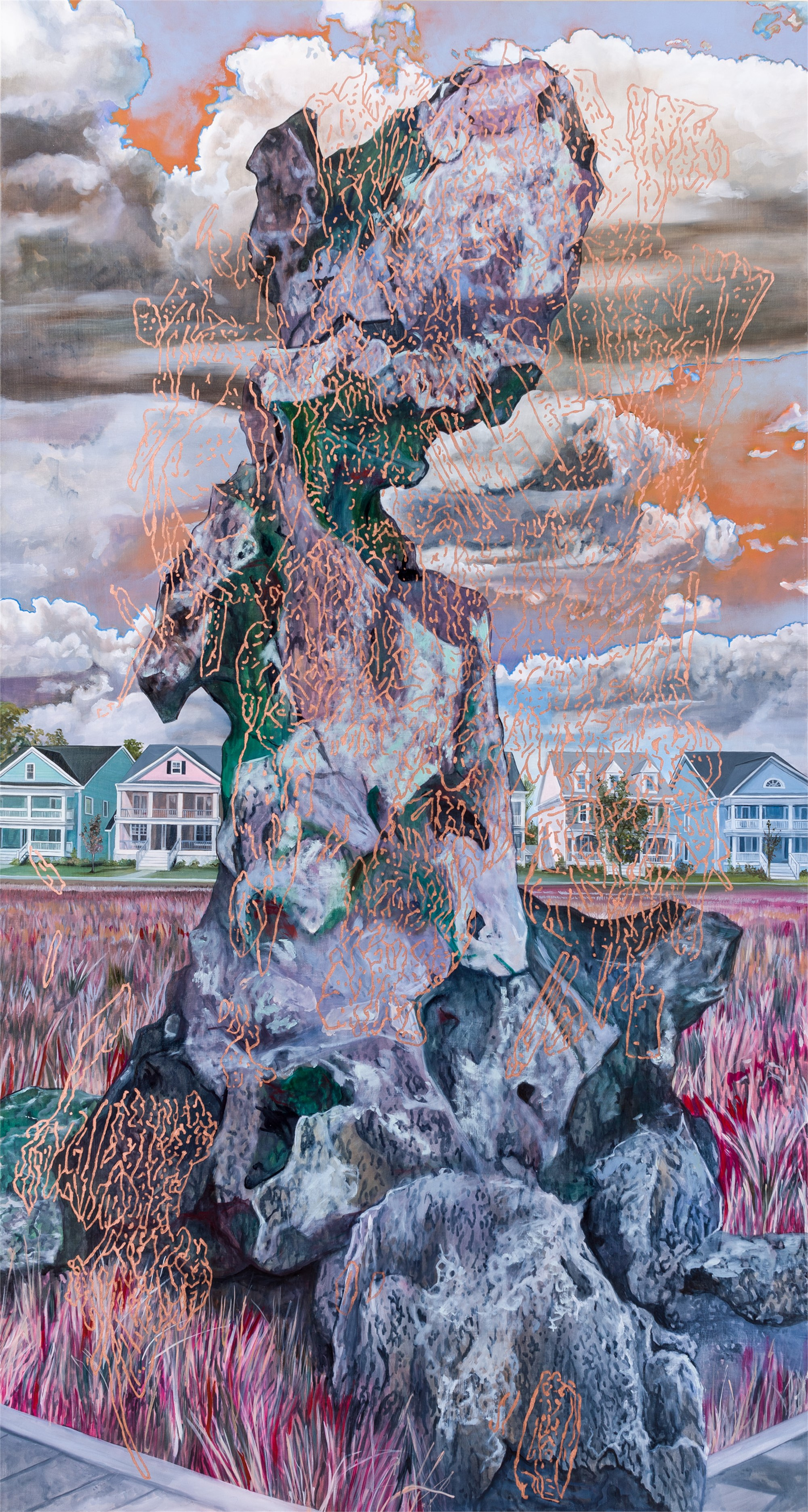 Standing Stone 7 by Melissa Furness