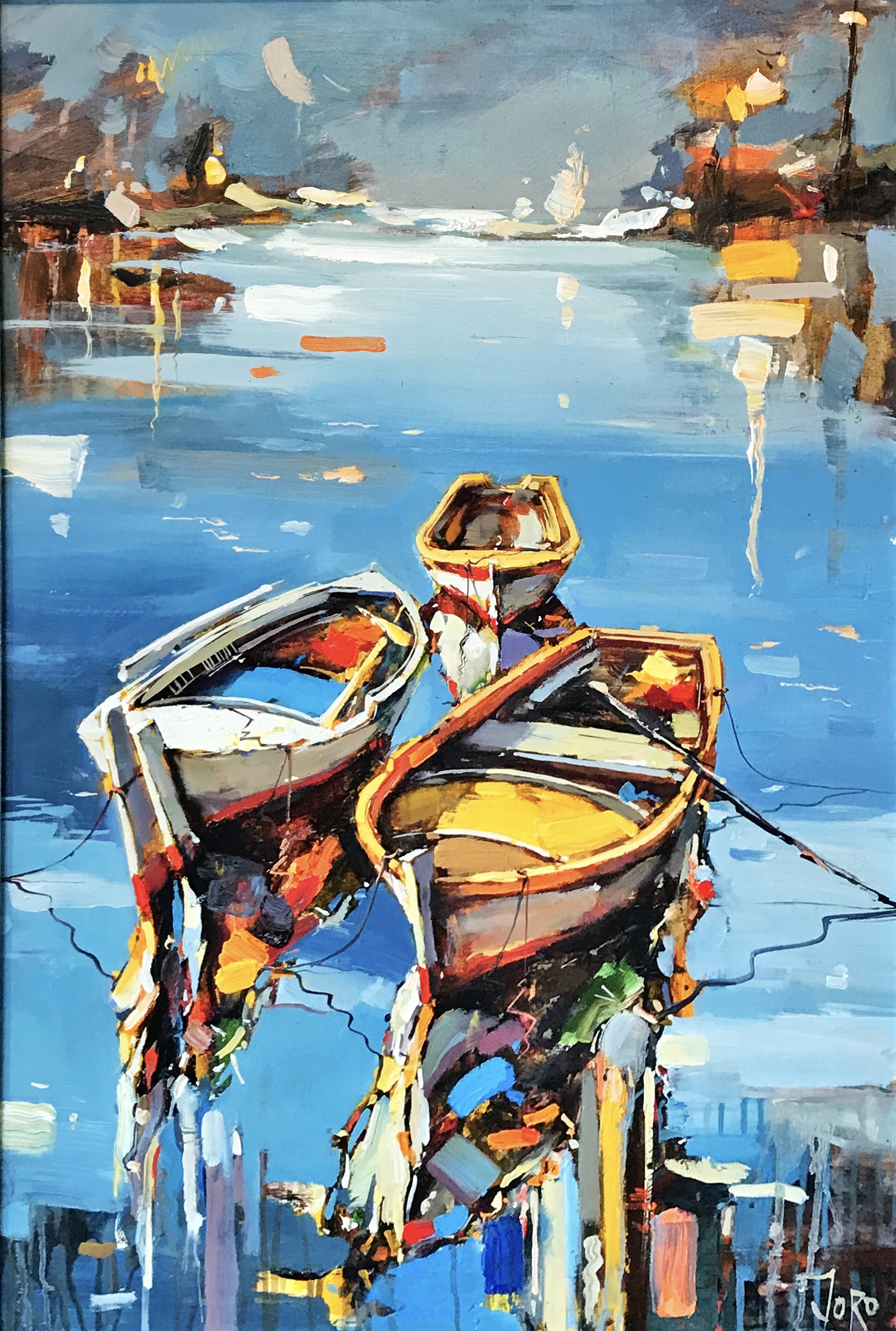 Boats by Georgi Kolarov