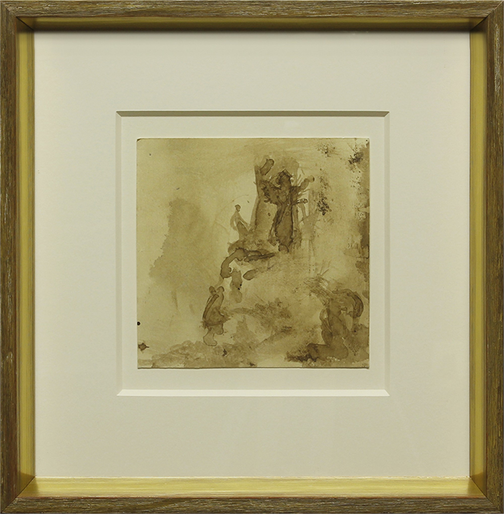 Steps in Sepia Series 8, 2018 by Gail Foster