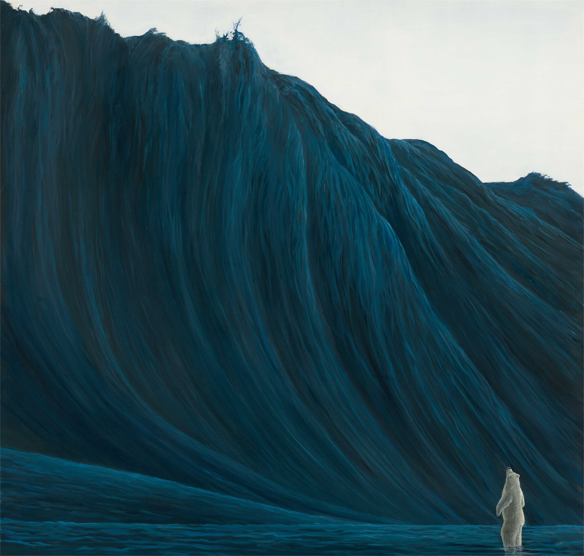 The Mountain by Robert Bissell