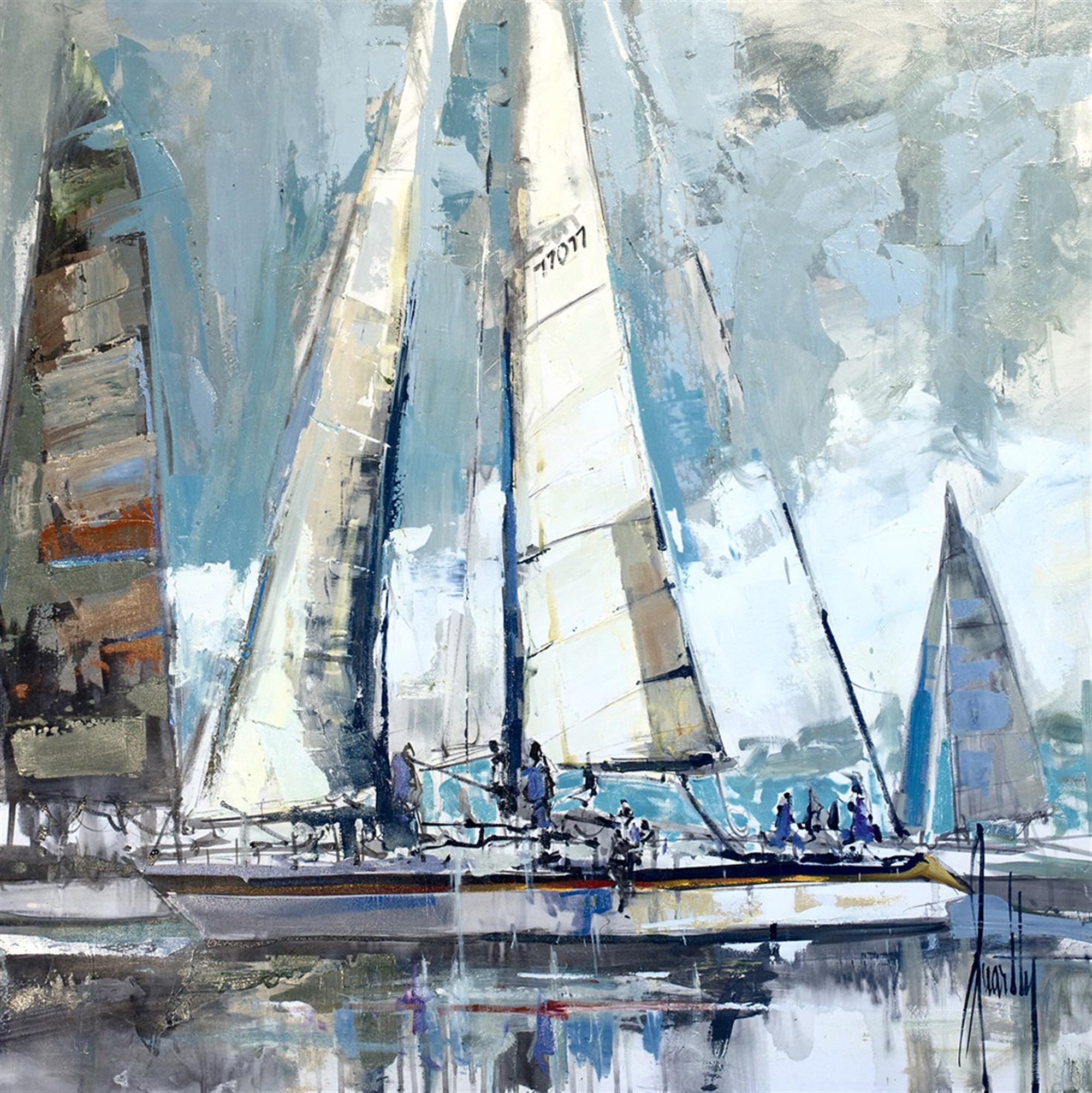 Setting Sail by Steven Quartly