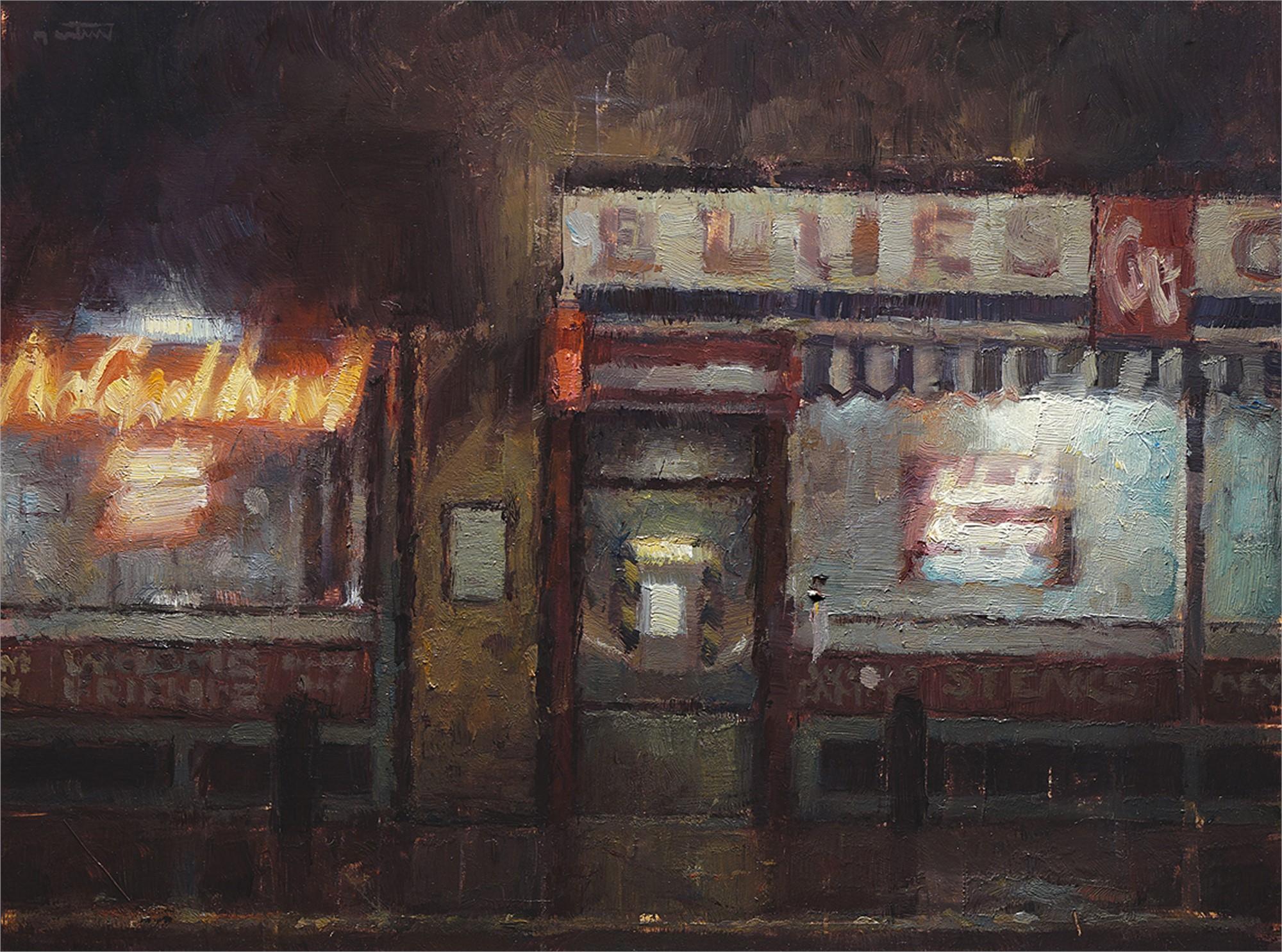 Liquor Store by Nicolas Martin