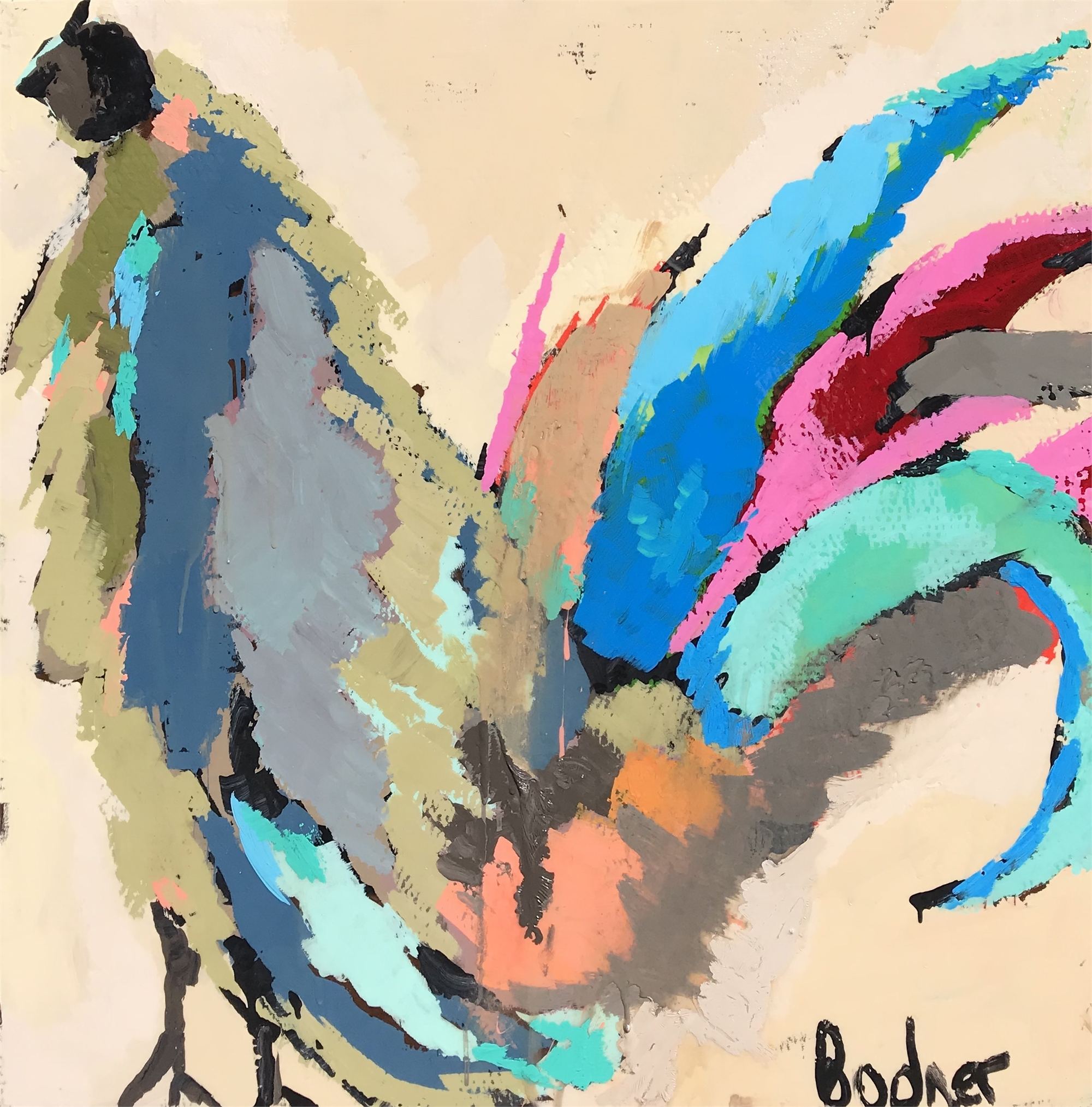 On the Range by Gary Bodner