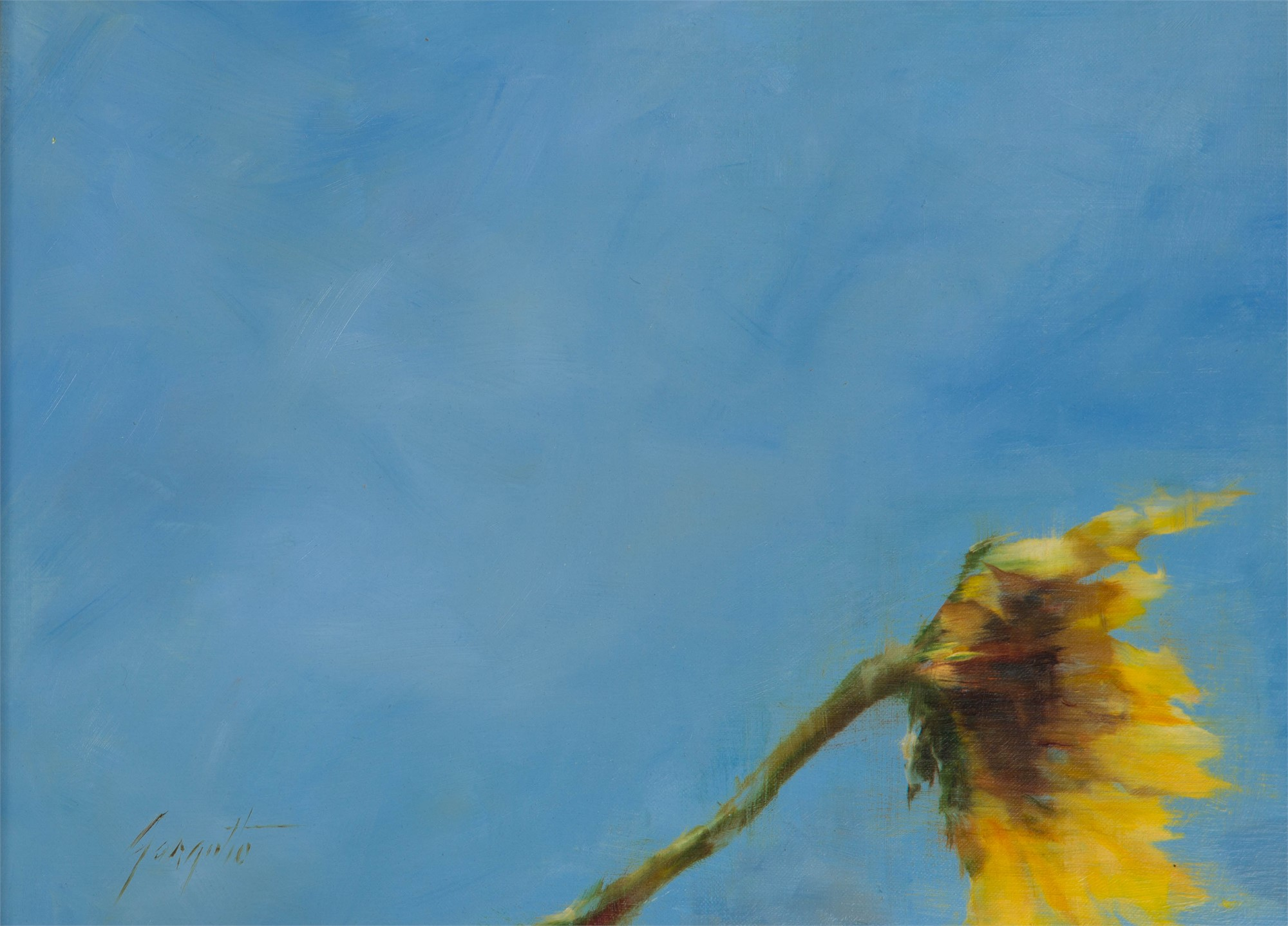 In the Breeze #1 by Ann Gargotto