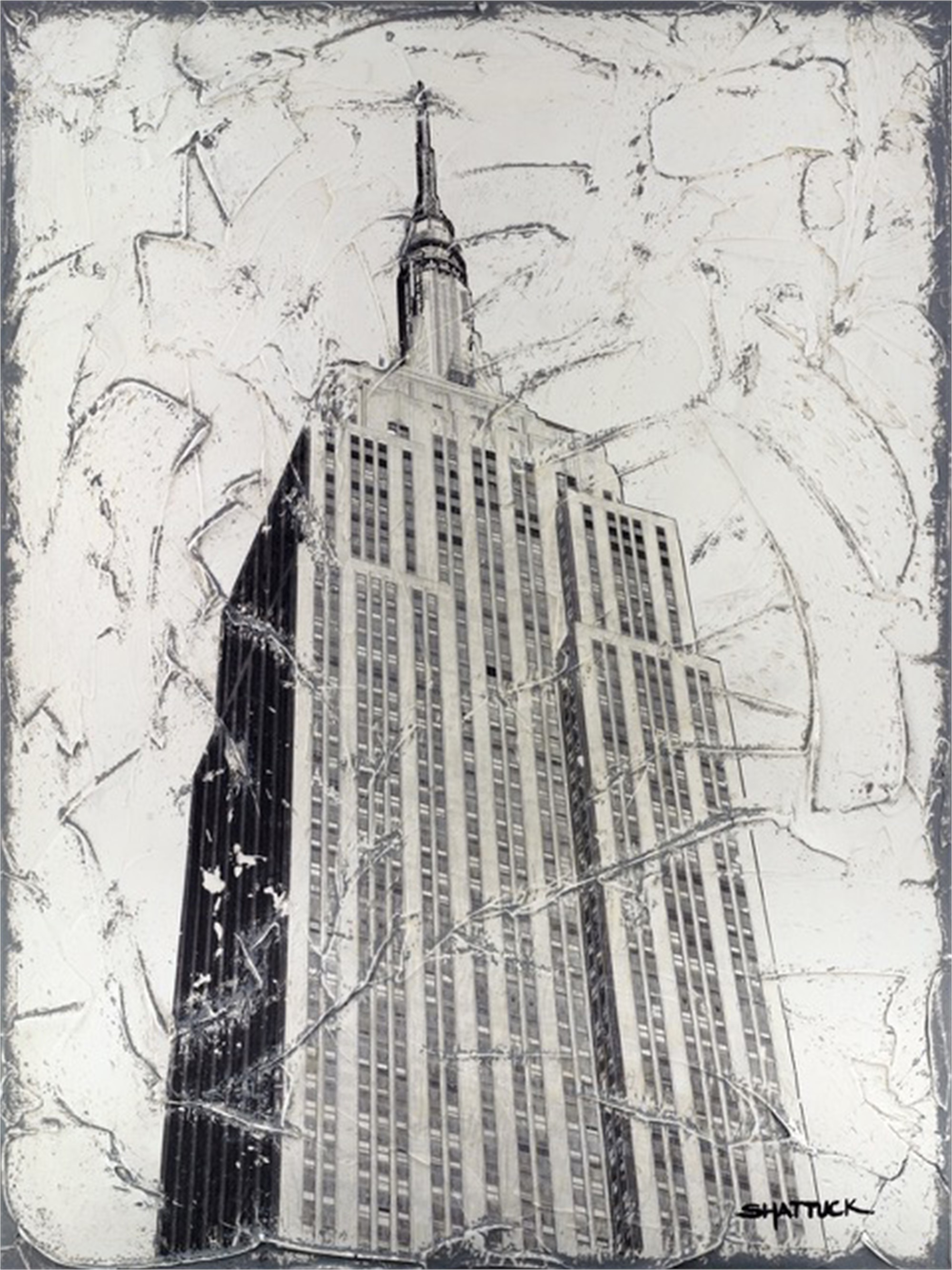 Empire State Building #2 by Mark Shattuck