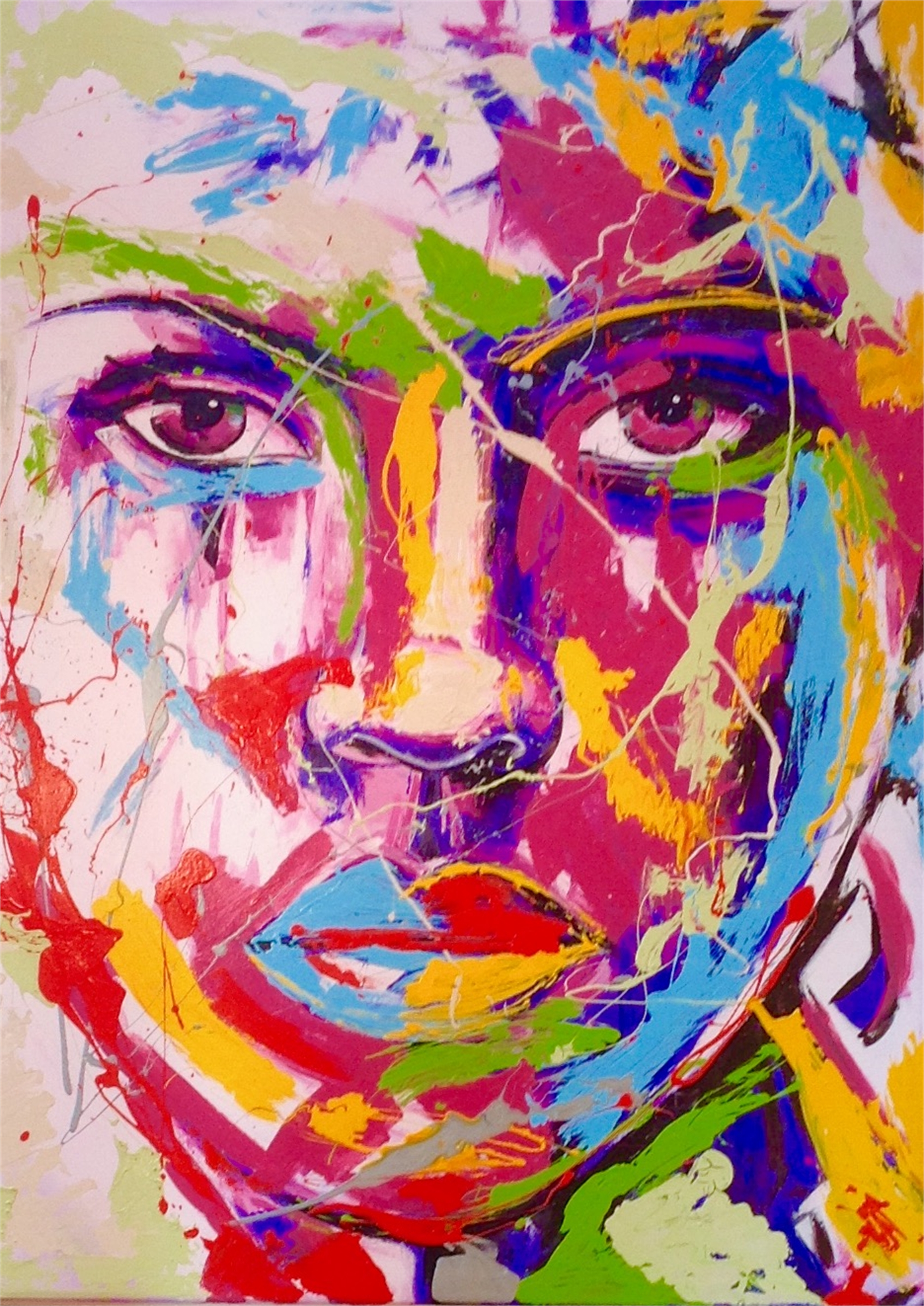 """""""Face No1"""" by Buma Project"""
