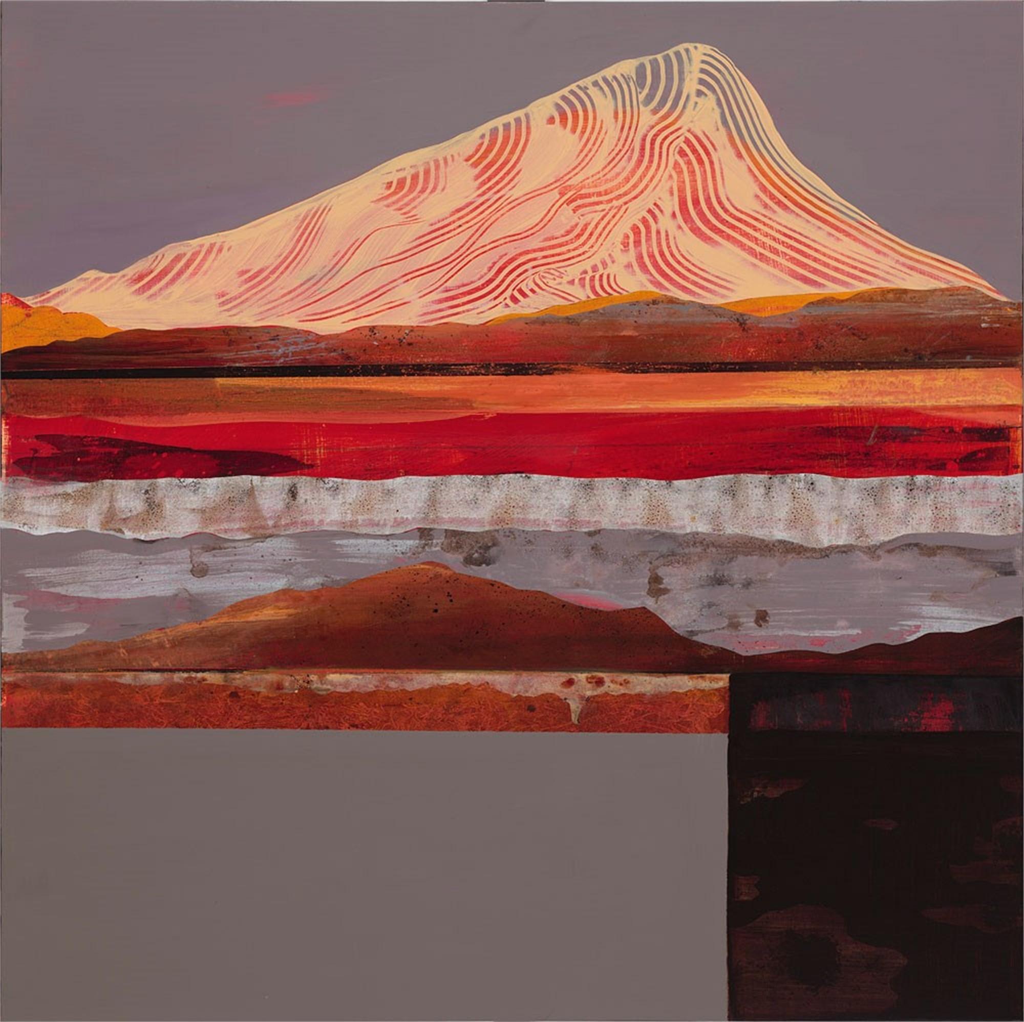 Sedimentary Slice by Sarah Winkler