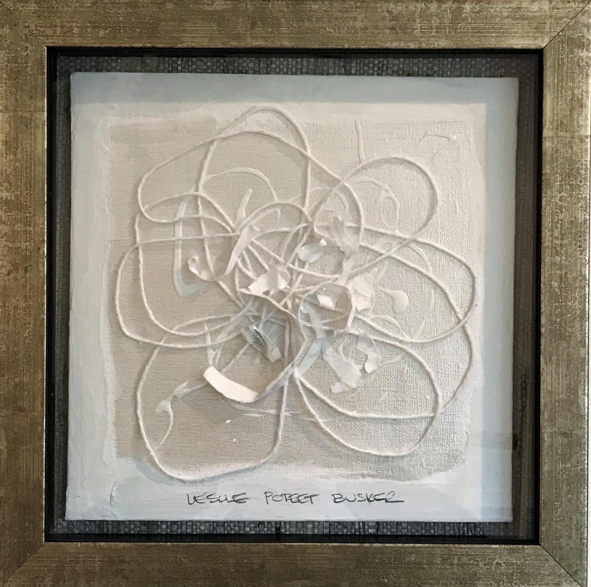 Fleur VII by Leslie Poteet Busker