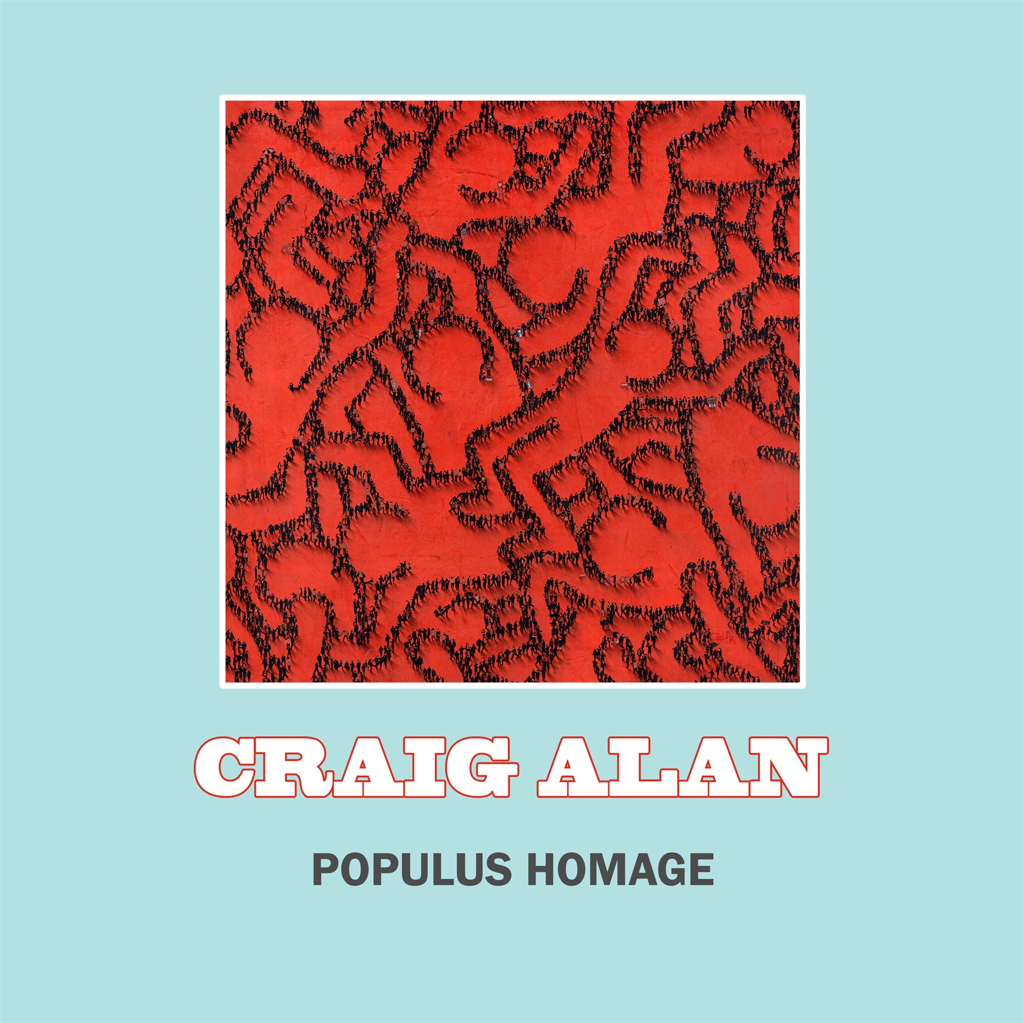 Craig Alan: Populus Homage by Publications