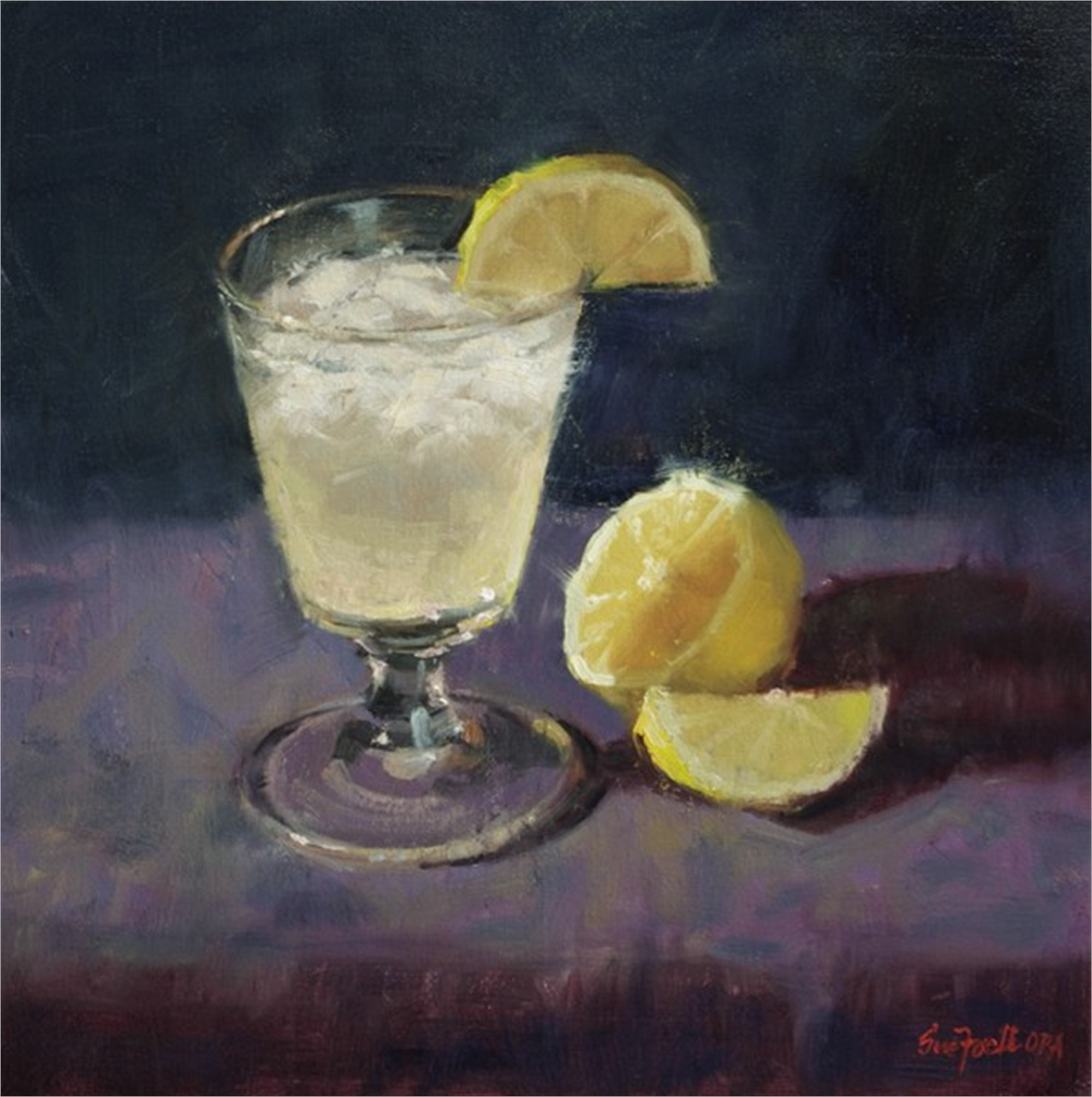 Fresh Lemonade by Sue Foell, OPA